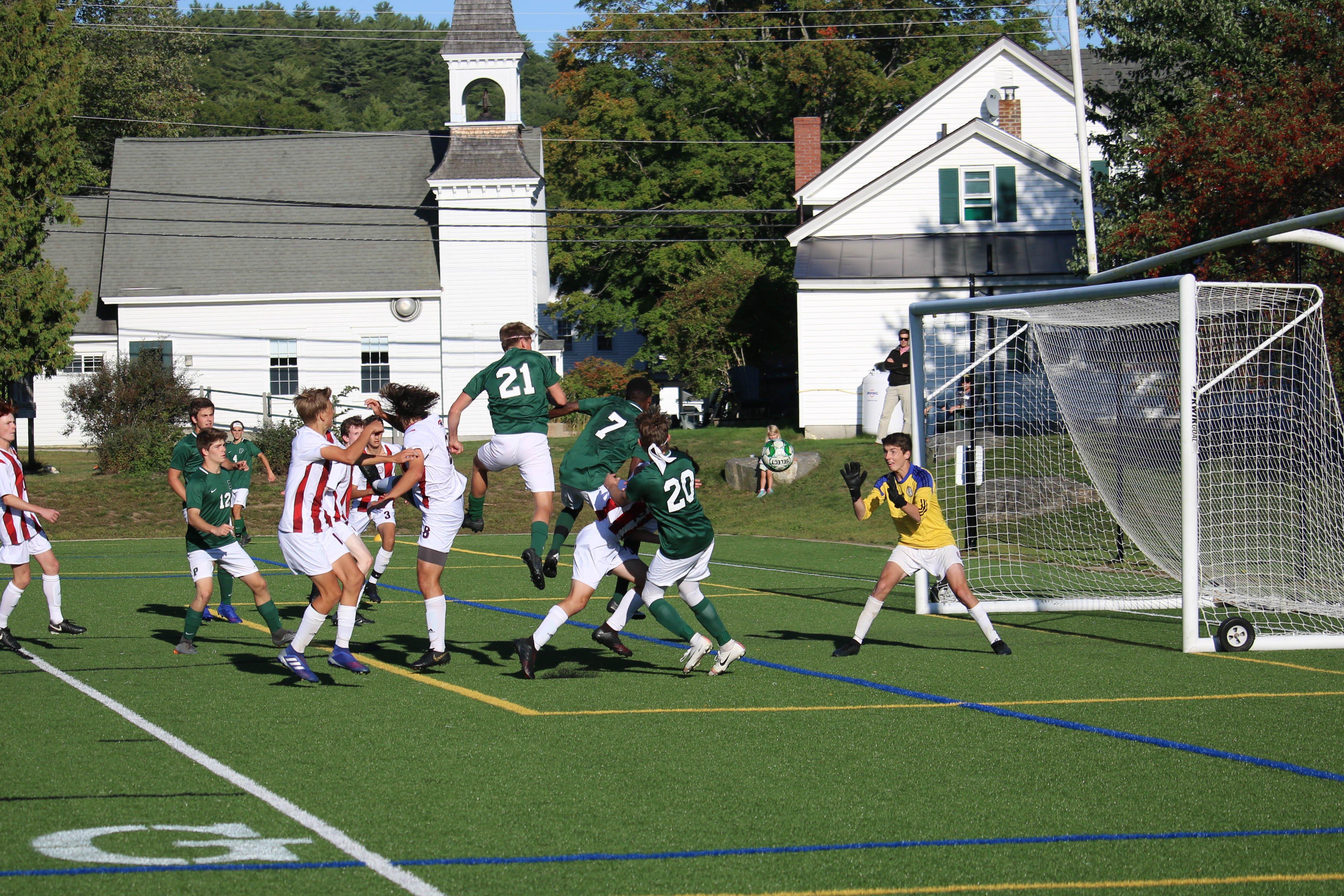 Boys Varsity Soccer Proctor Academy Prep School Athletics3