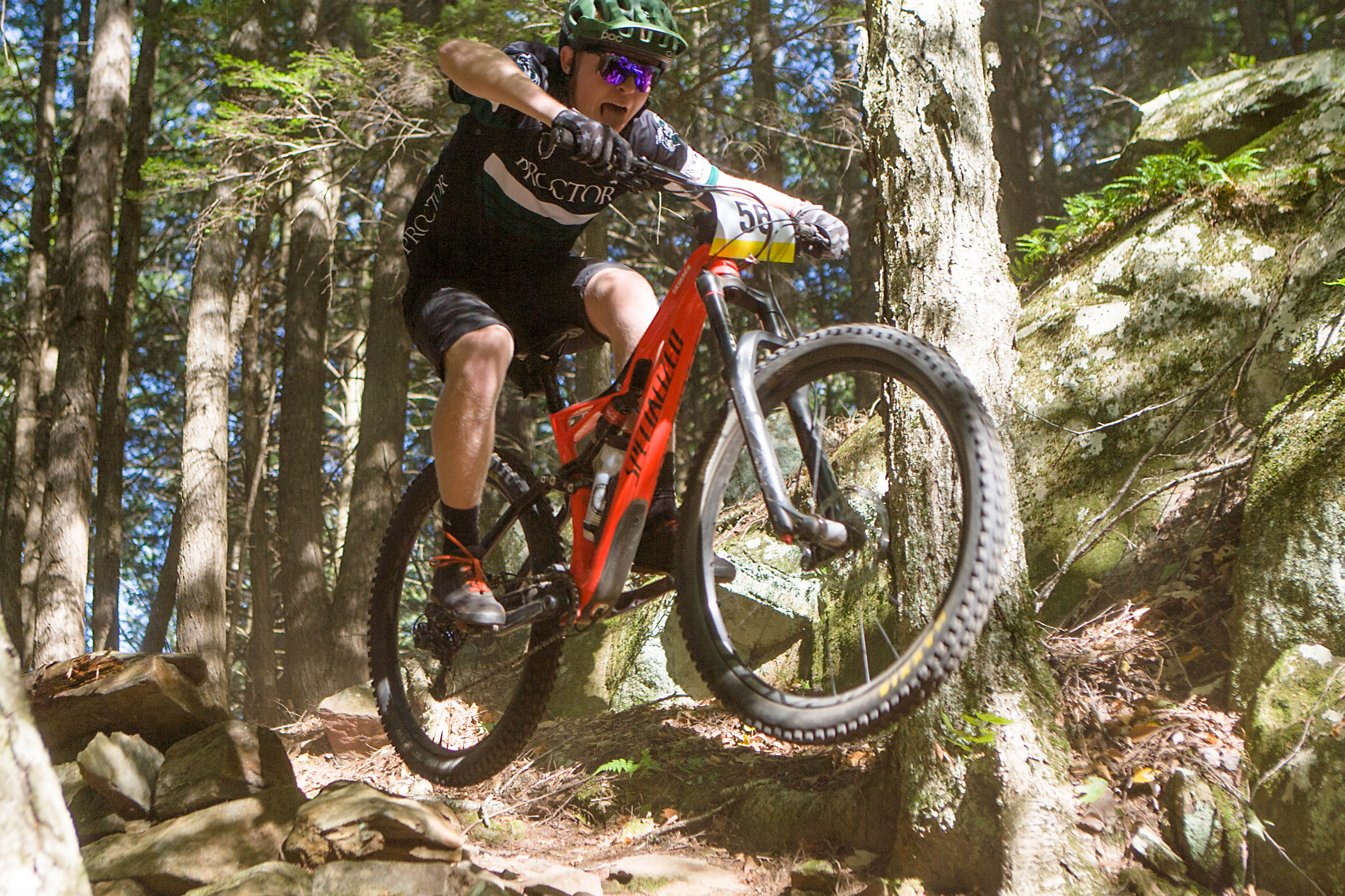 Proctor Academy Prep School Athletics Mountain Biking