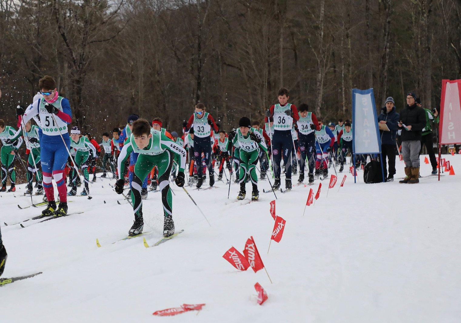 Proctor Academy Athletics Boarding School New England