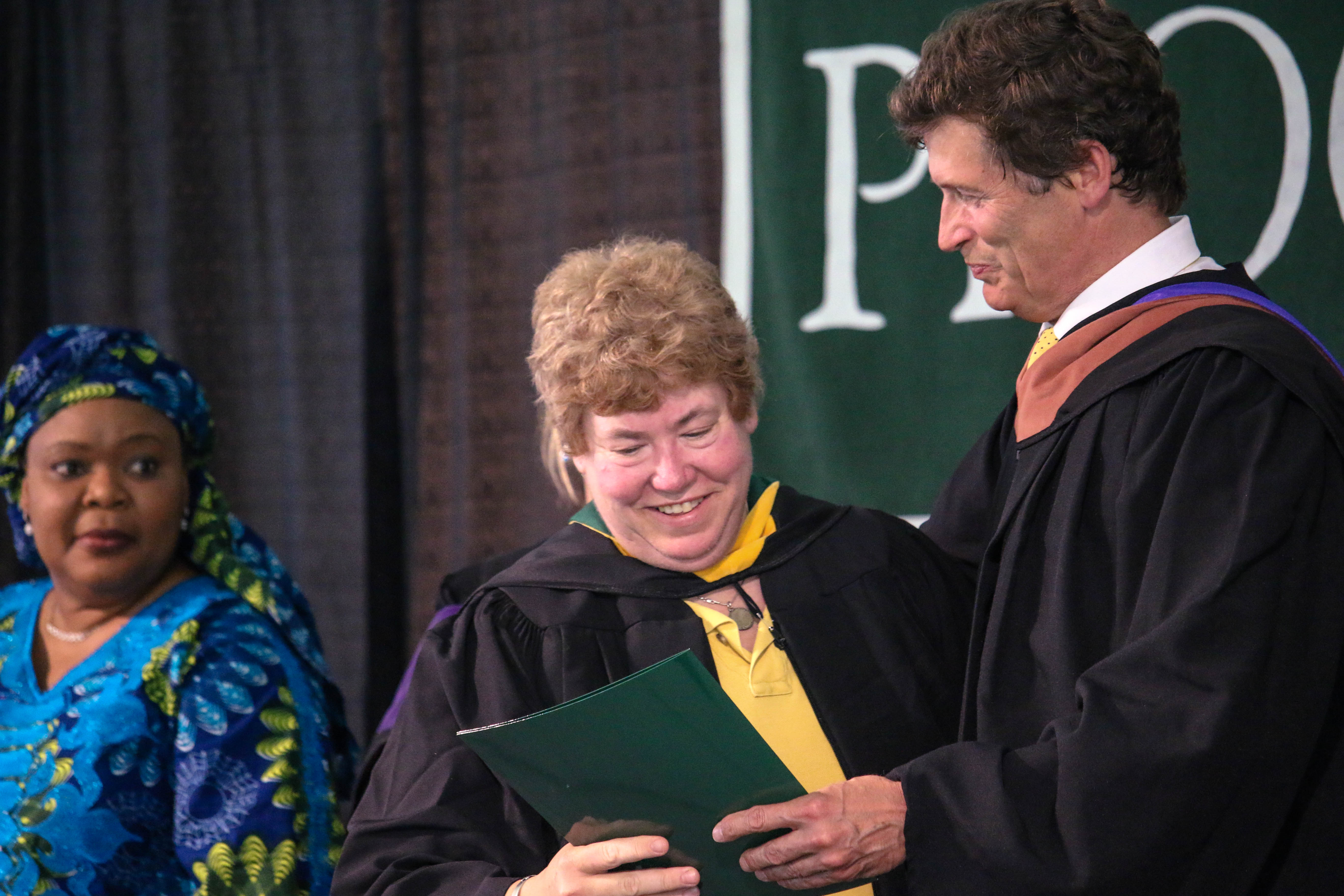 Proctor Academy 2016 Commencement