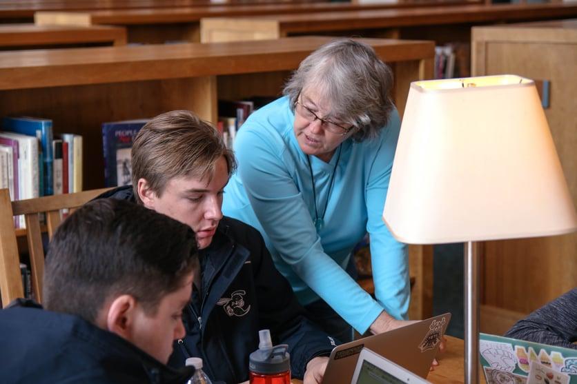 Proctor Academy retiring staff