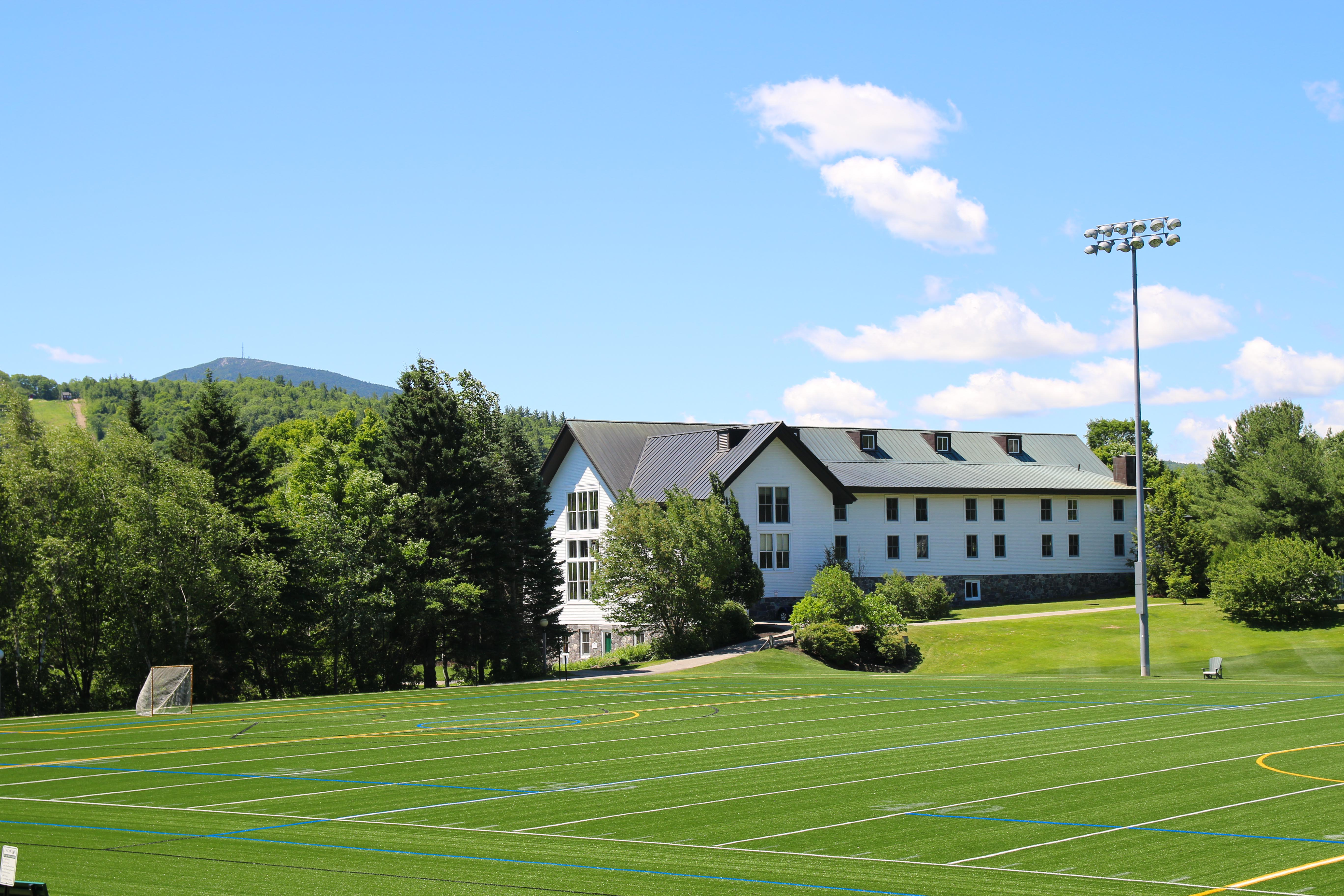 Proctor Academy Campus Map
