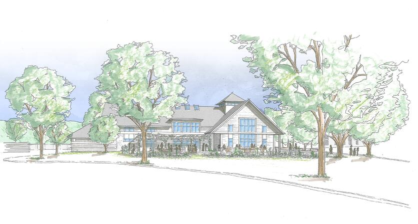 Proctor Academy Dining Hall