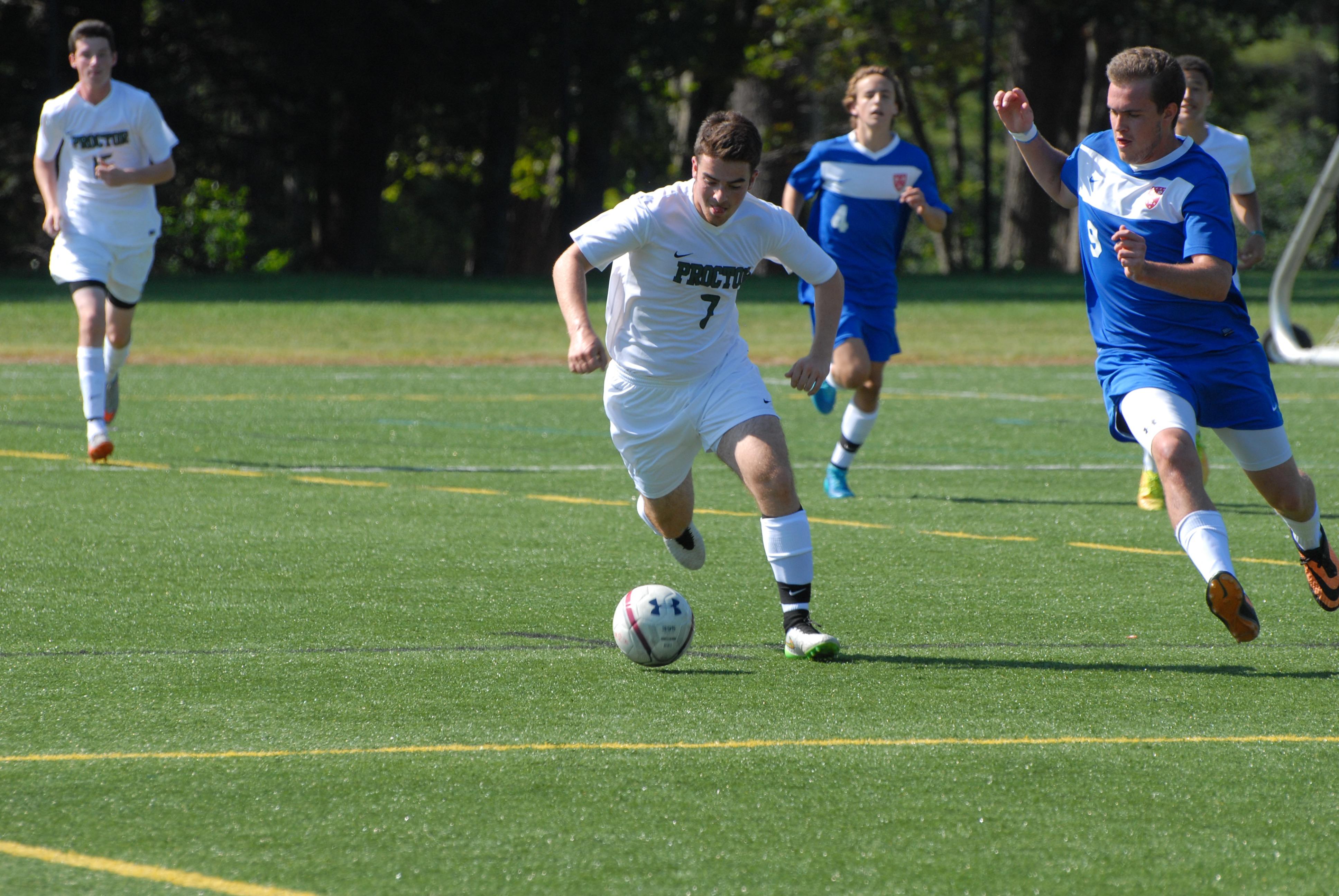 Proctor Academy Boys Soccer