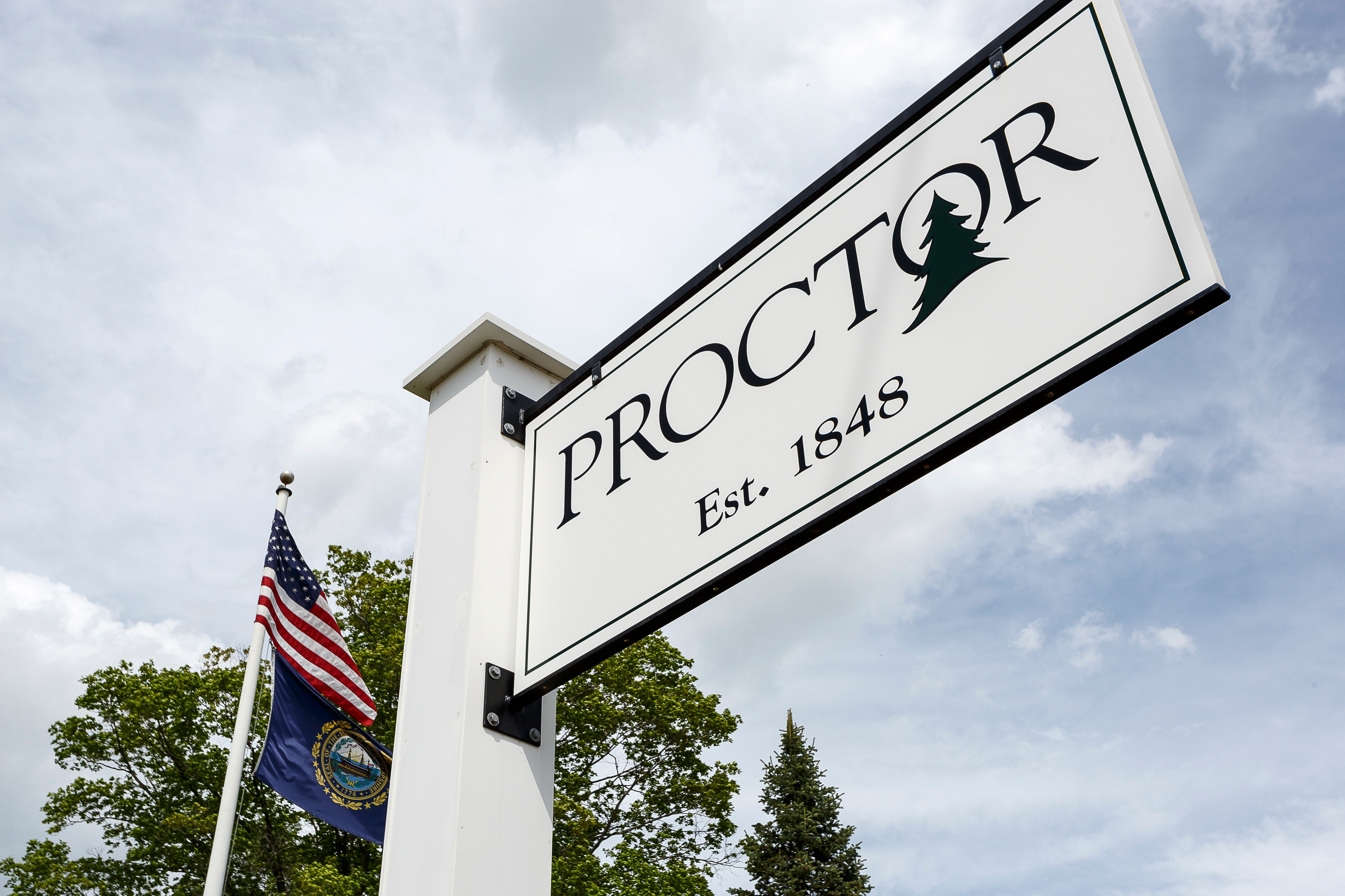 Proctor Academy history