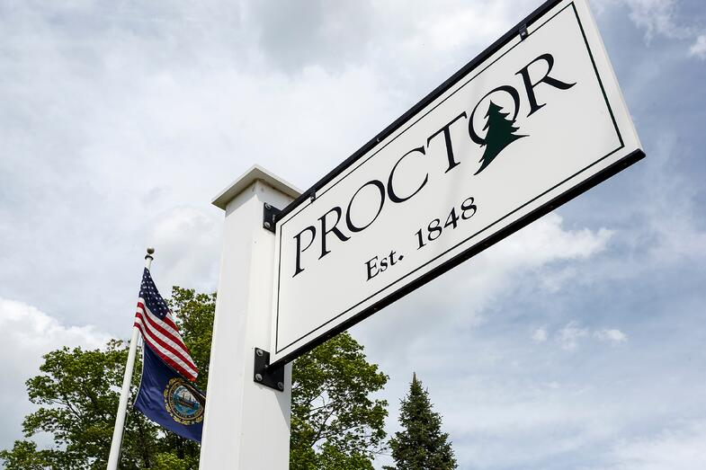 Proctor Academy history