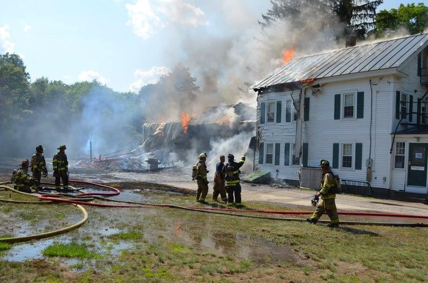 Proctor Academy dorm fire