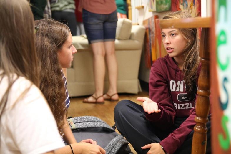 Proctor Academy Student Life Sisters Program
