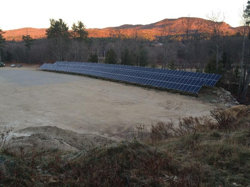 Proctor Academy Ski Area Solar