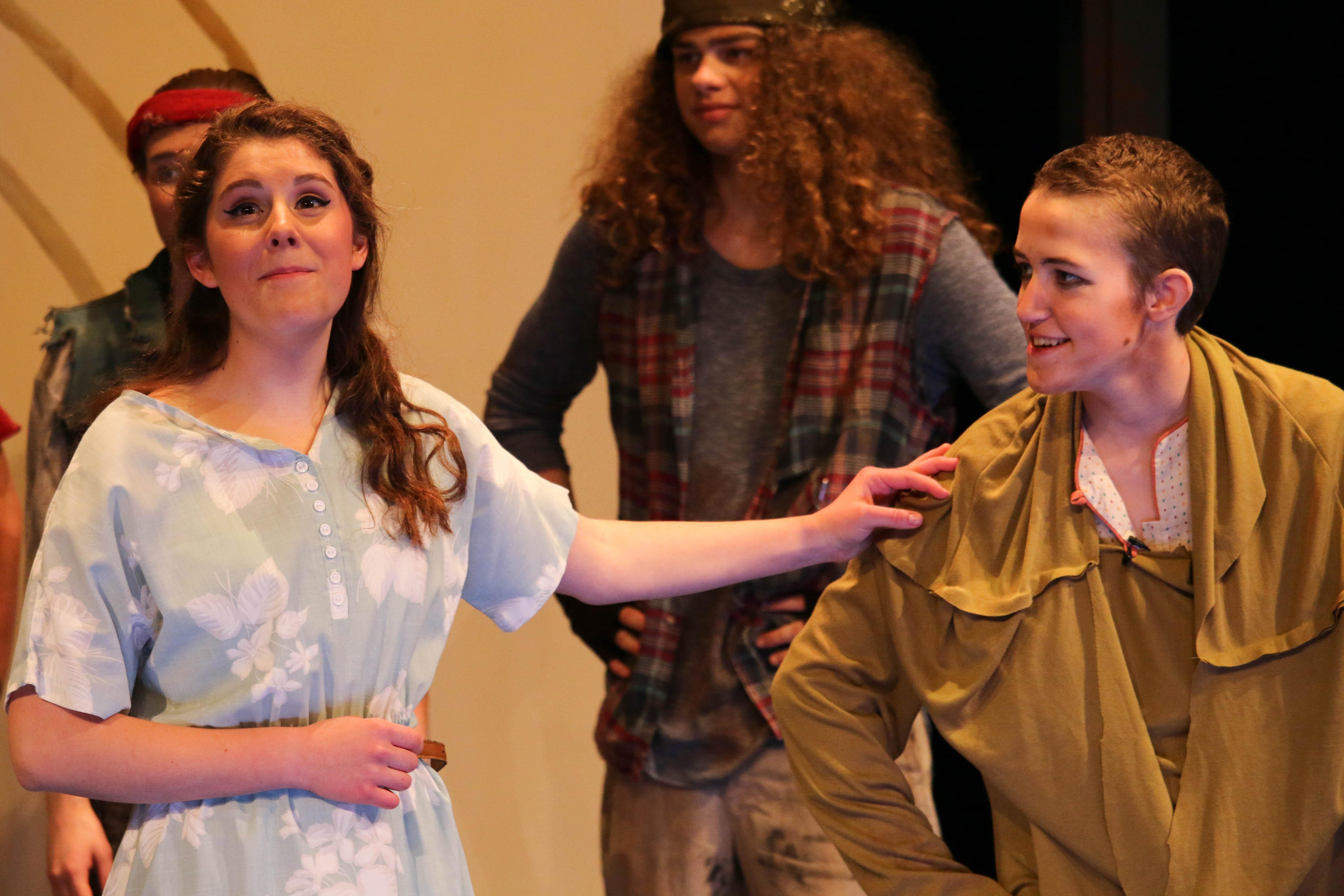 Proctor Academy spring musical arts