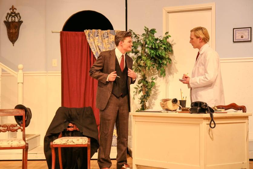 Proctor Academy Drama Arts