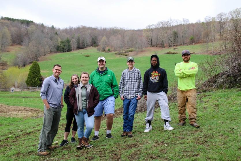 Proctor Academy Earth Day Boarding School Enviornmental Stewardship