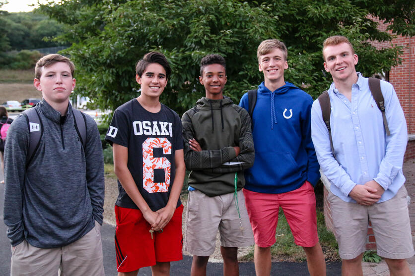 Proctor Academy Boarding School Student Life