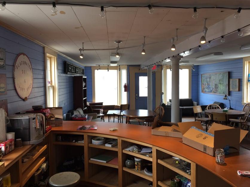 Proctor Academy student entrepreneurship coffee house
