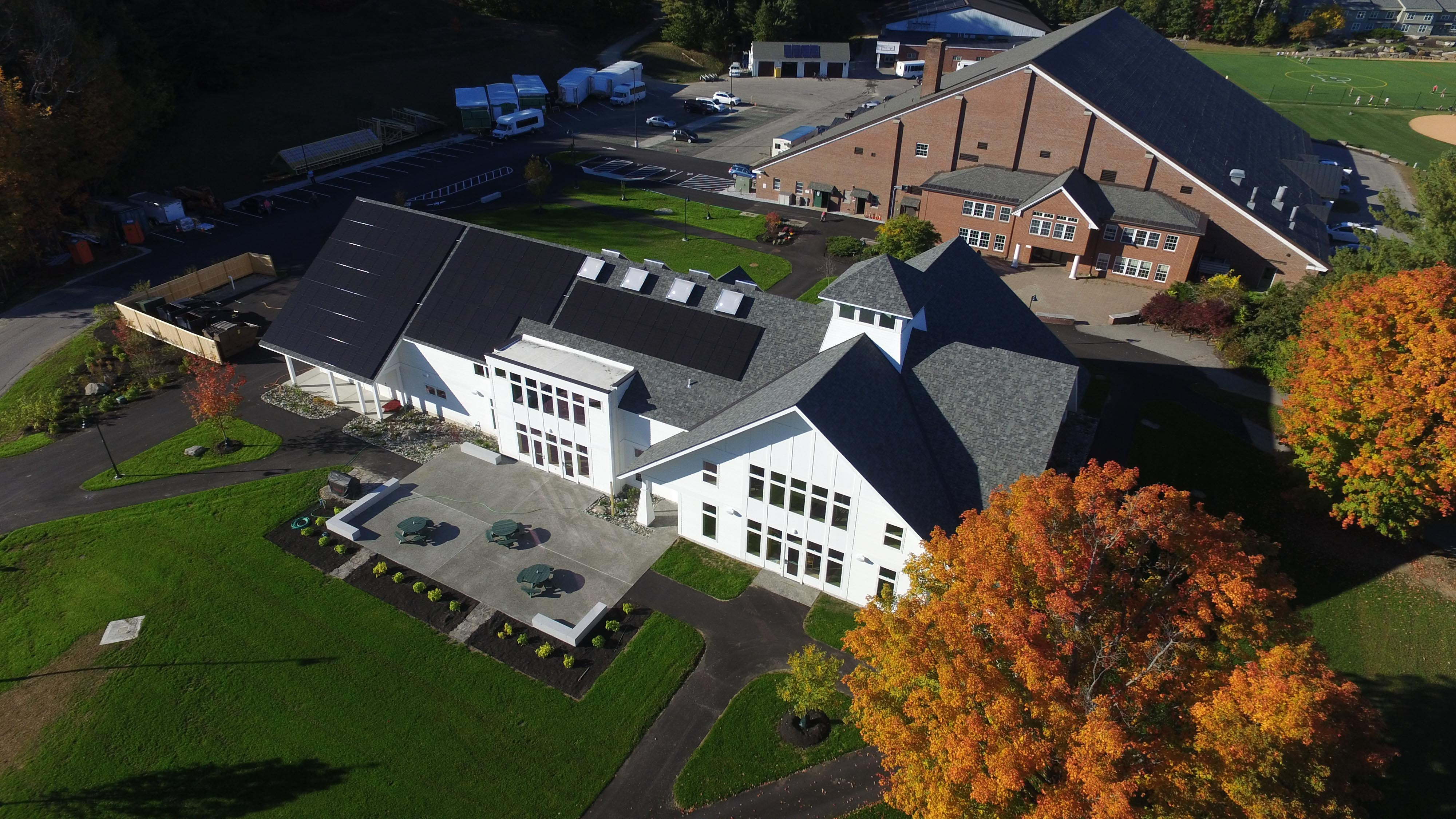 Proctor Academy Dining Services Boarding School Food