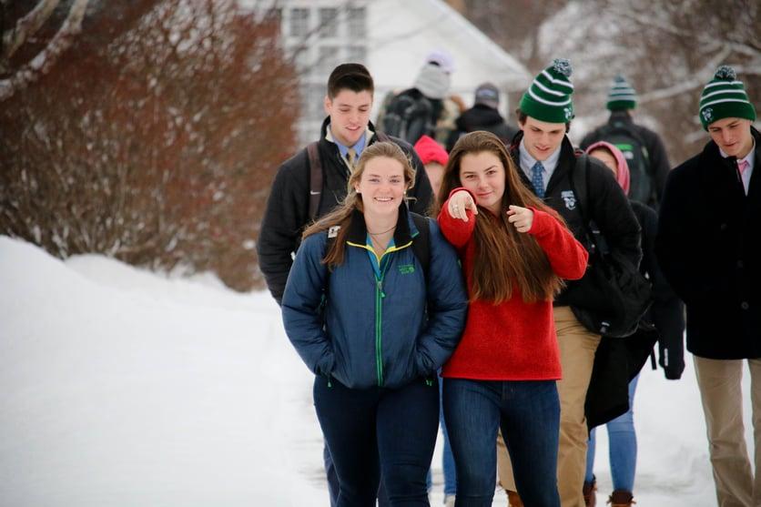 Proctor Academy Boarding School New England