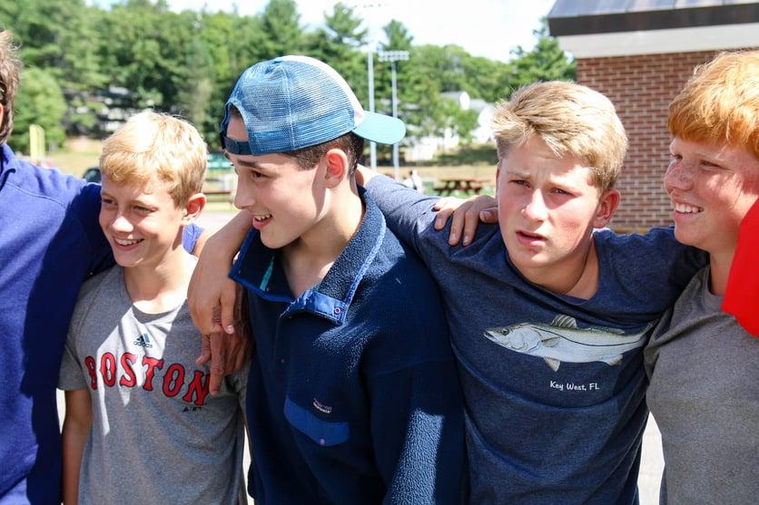 Proctor Academy Wilderness Orientation Boarding School