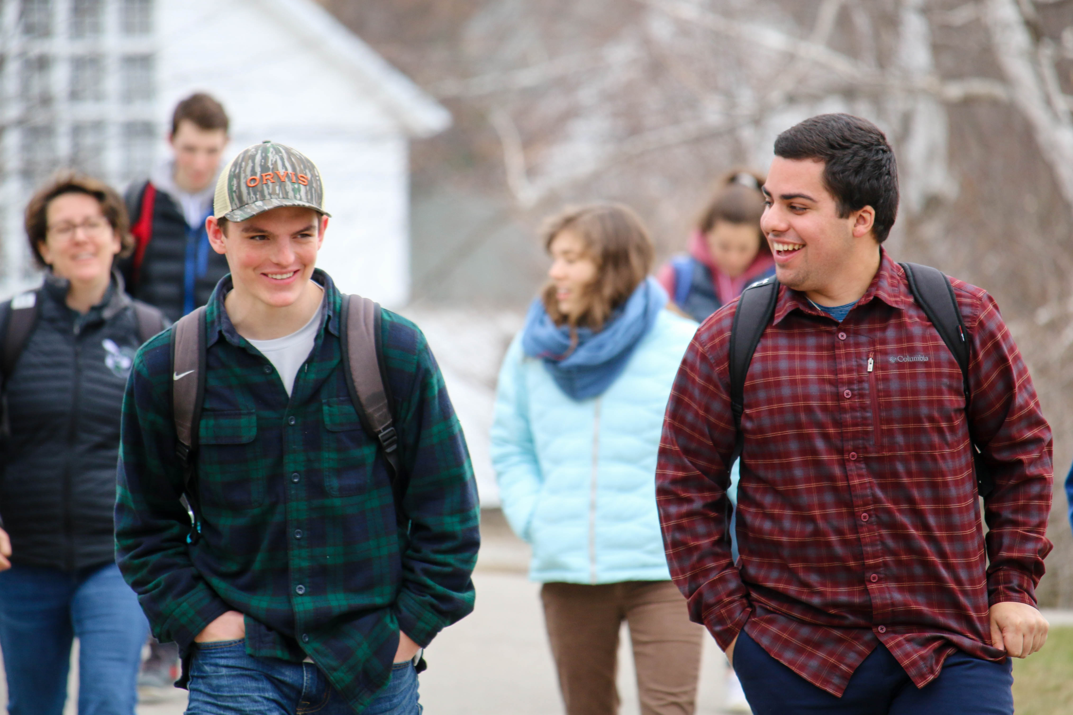 Proctor Academy Boarding School Admissions
