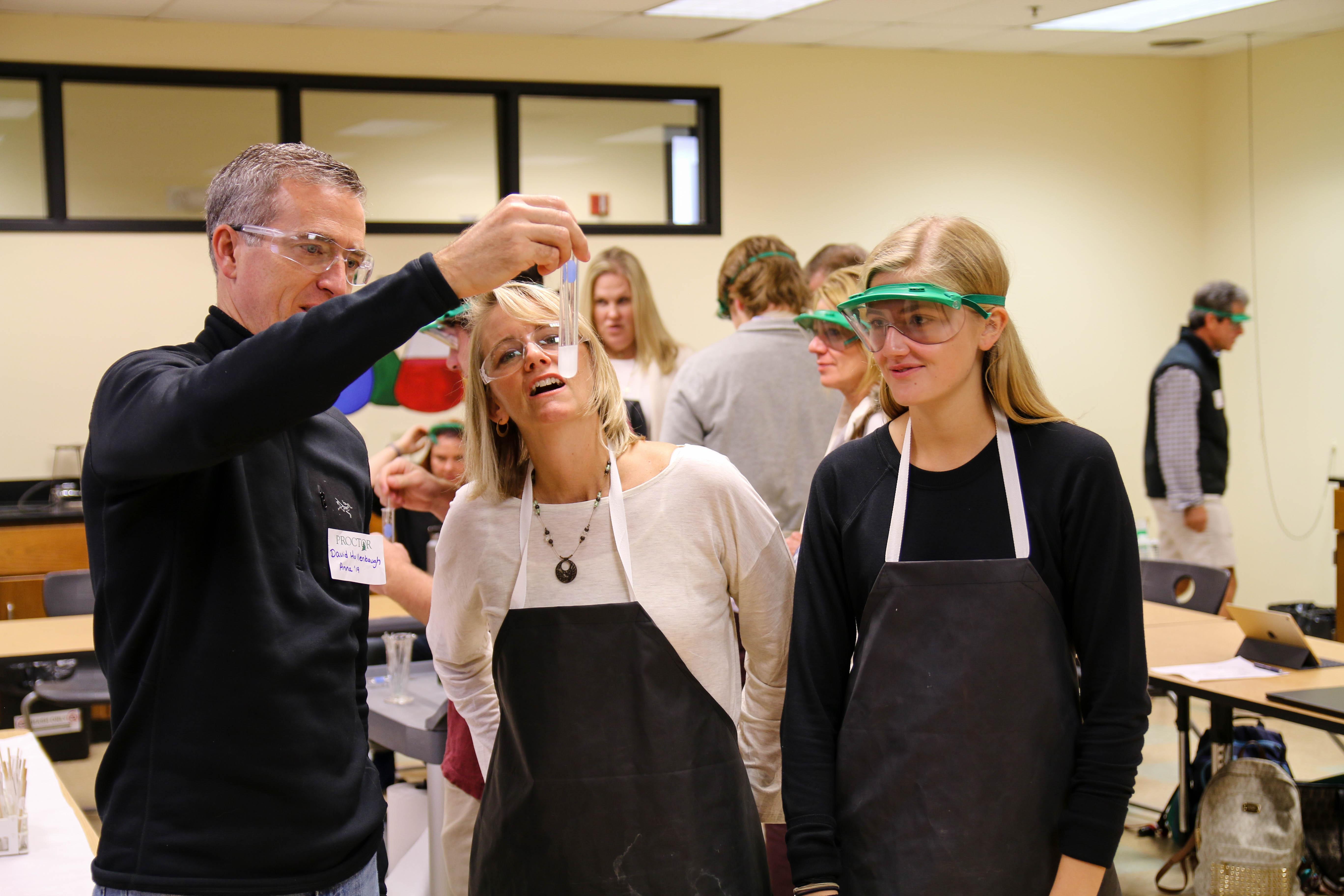 Proctor Academy New England boading school experiential education
