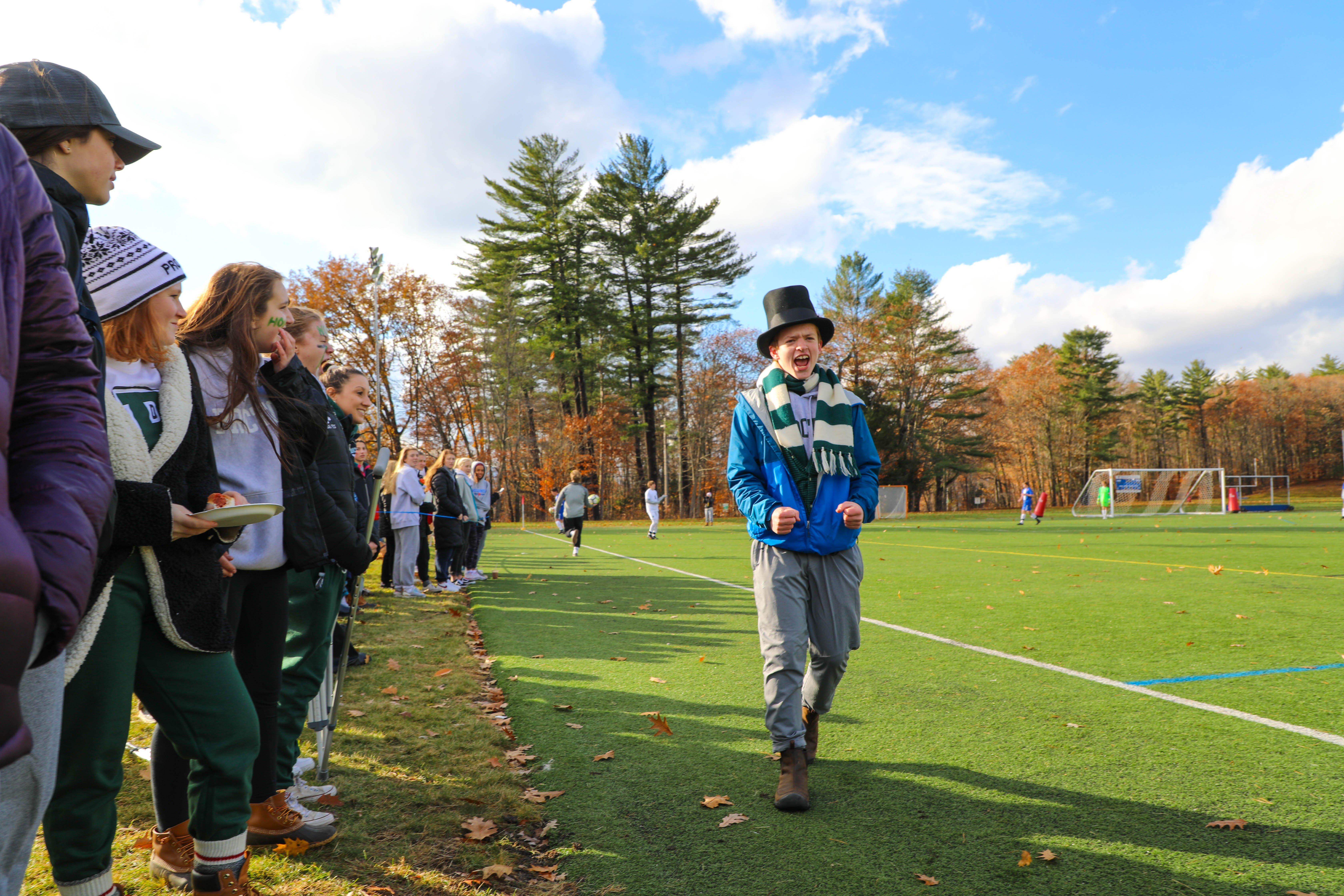 Proctor Academy Boarding School Athletics