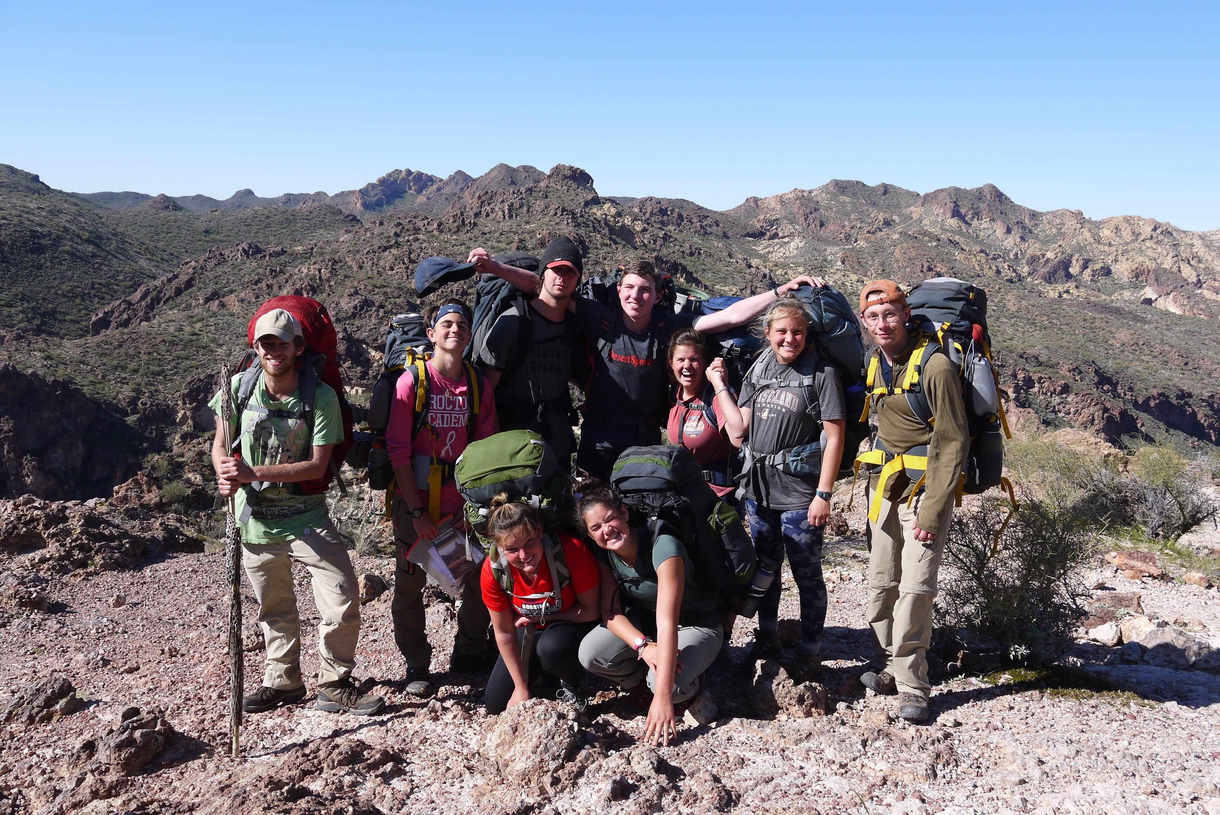 Proctor Academy Mountain Classroom Study Abroad Program