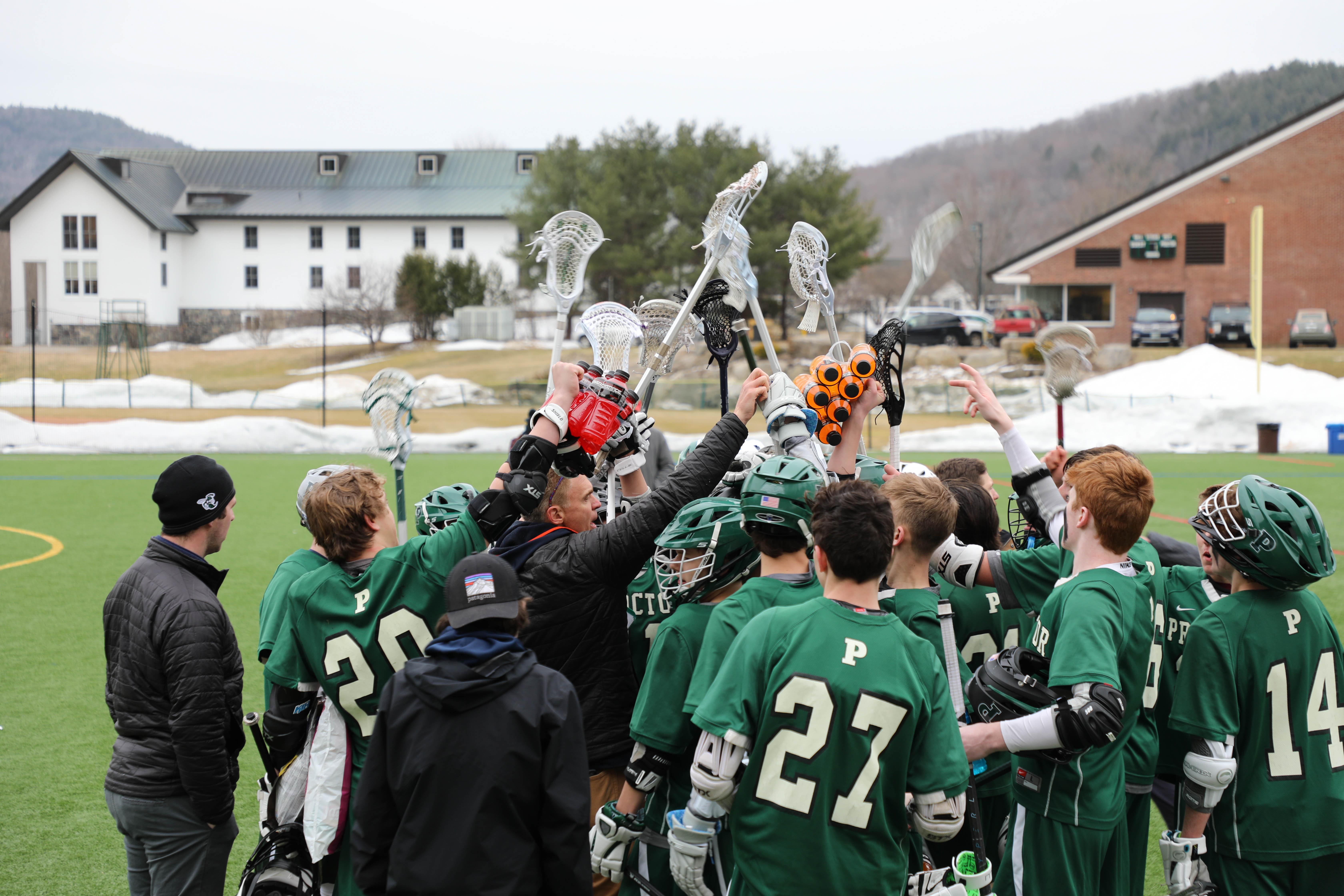 Proctor Academy Boarding School New England Athletics