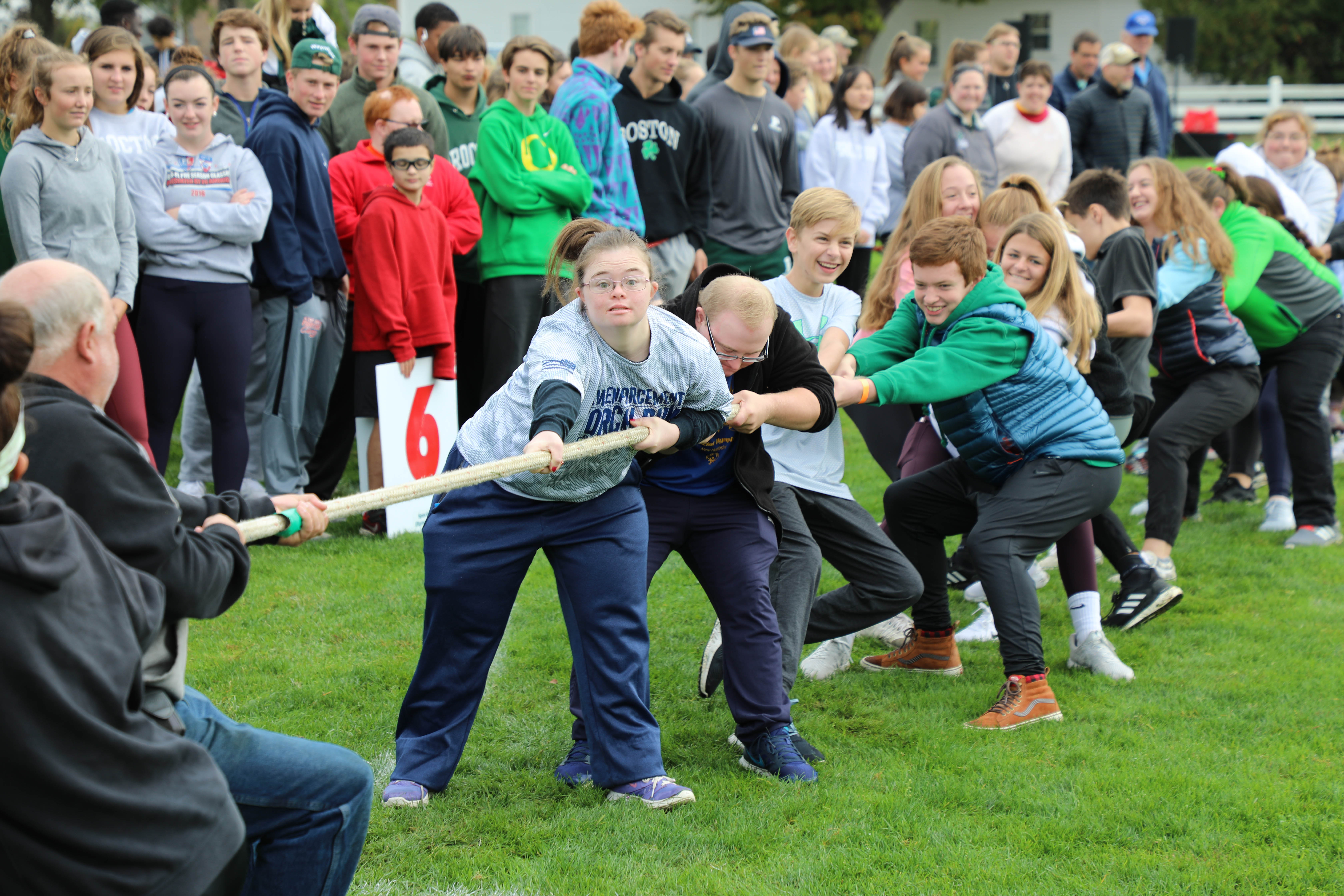 Proctor Academy Special Olympics