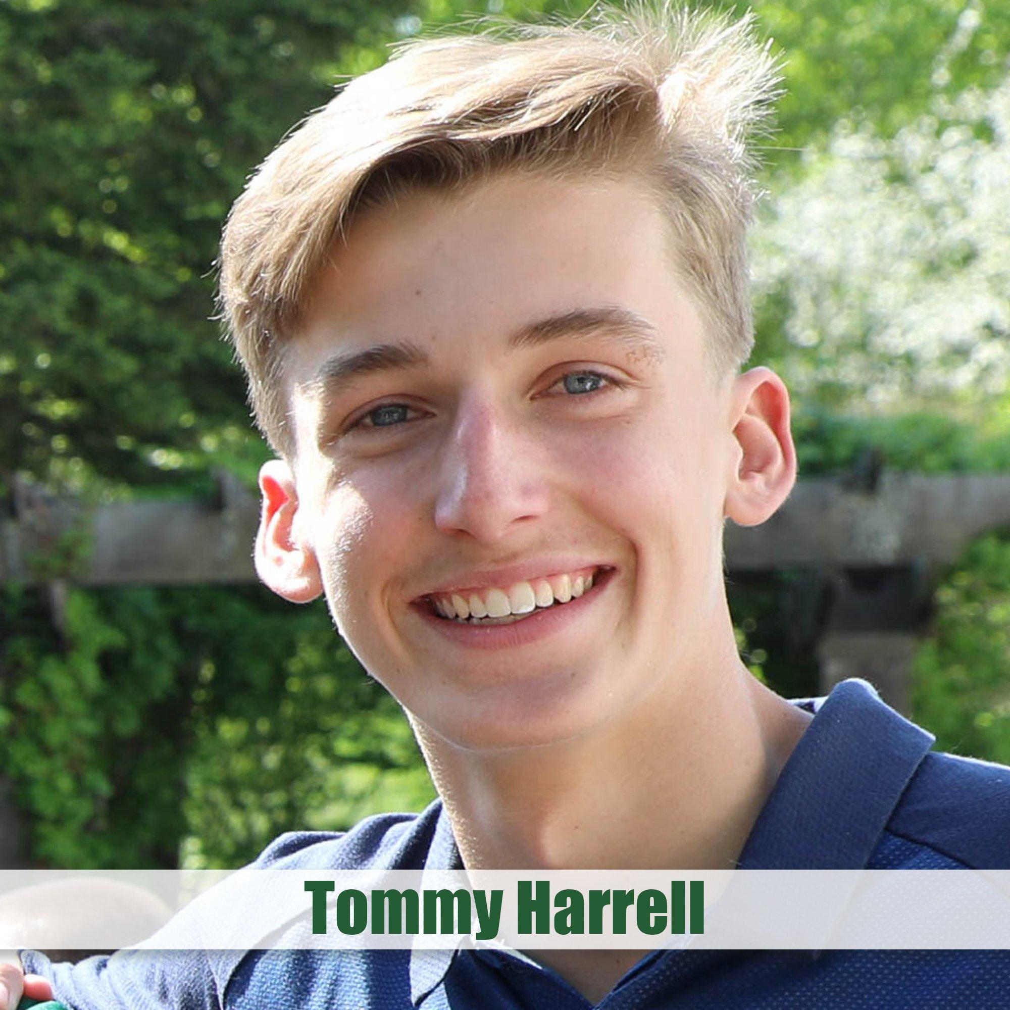 Citizenship Award - Tommy Harrell