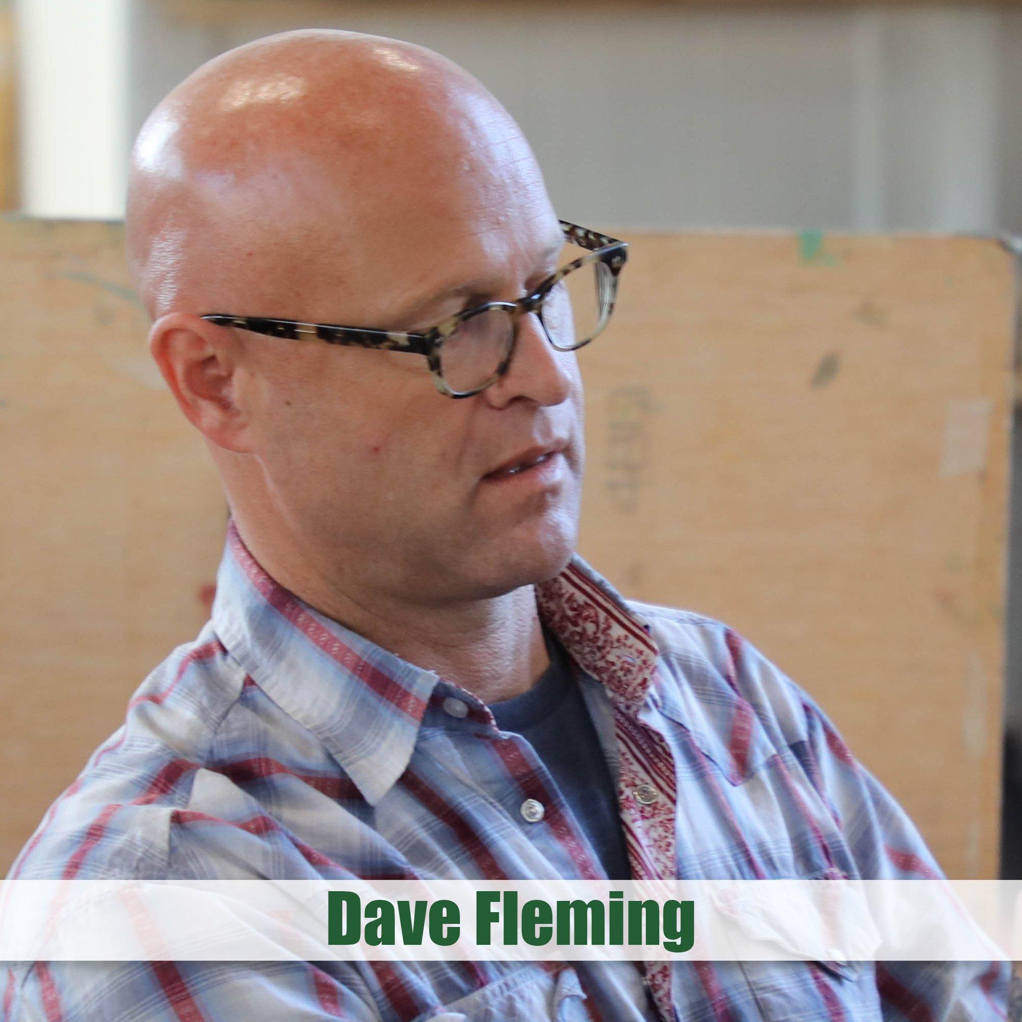 John OConnor Award for Excellence in Teaching - Dave Fleming
