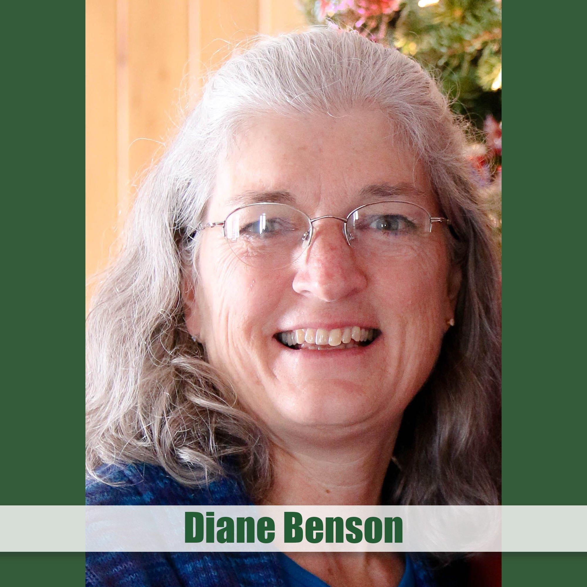 Nance Patten Barrett Staff Award - Diane Benson