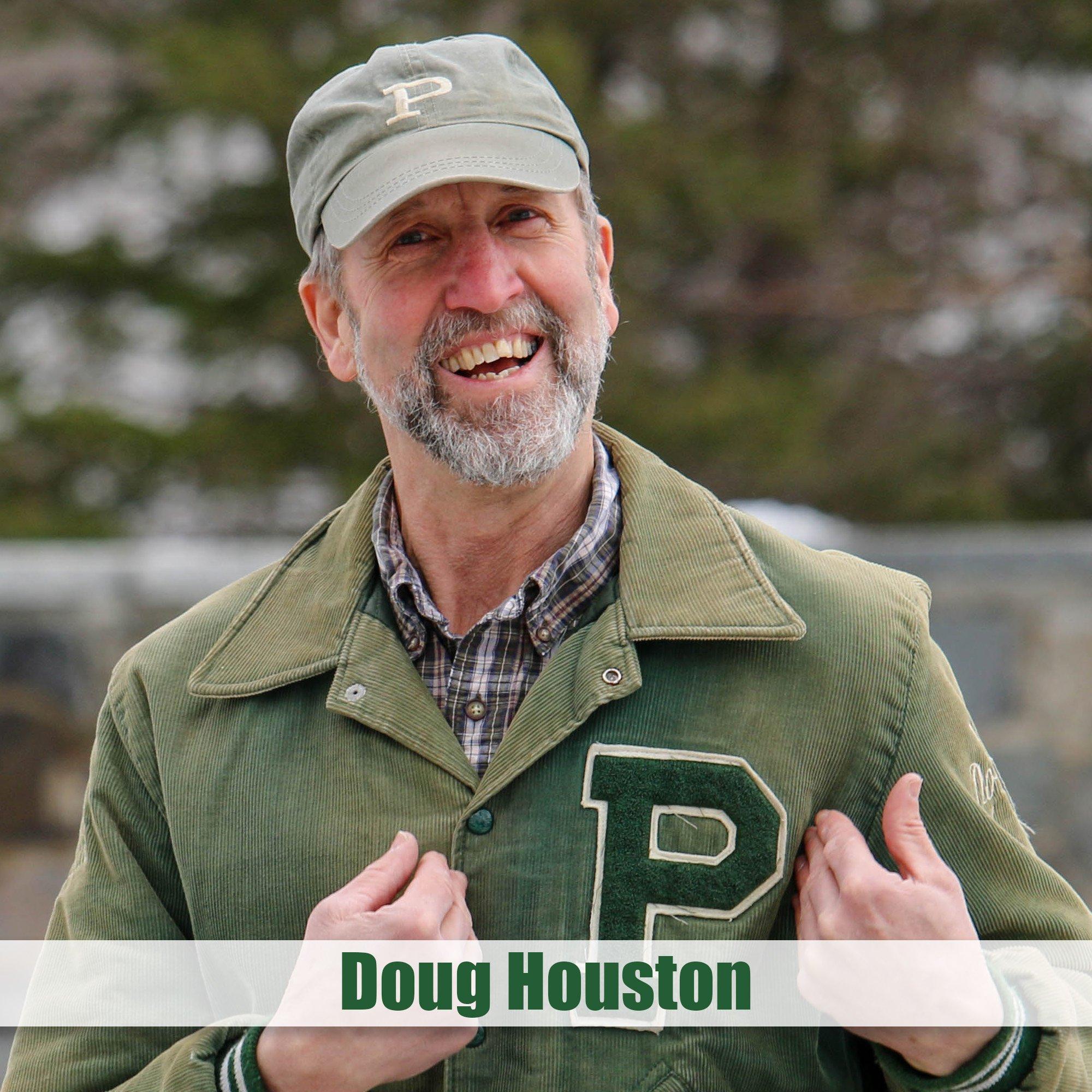Renaissance Teacher Award - Doug Houston