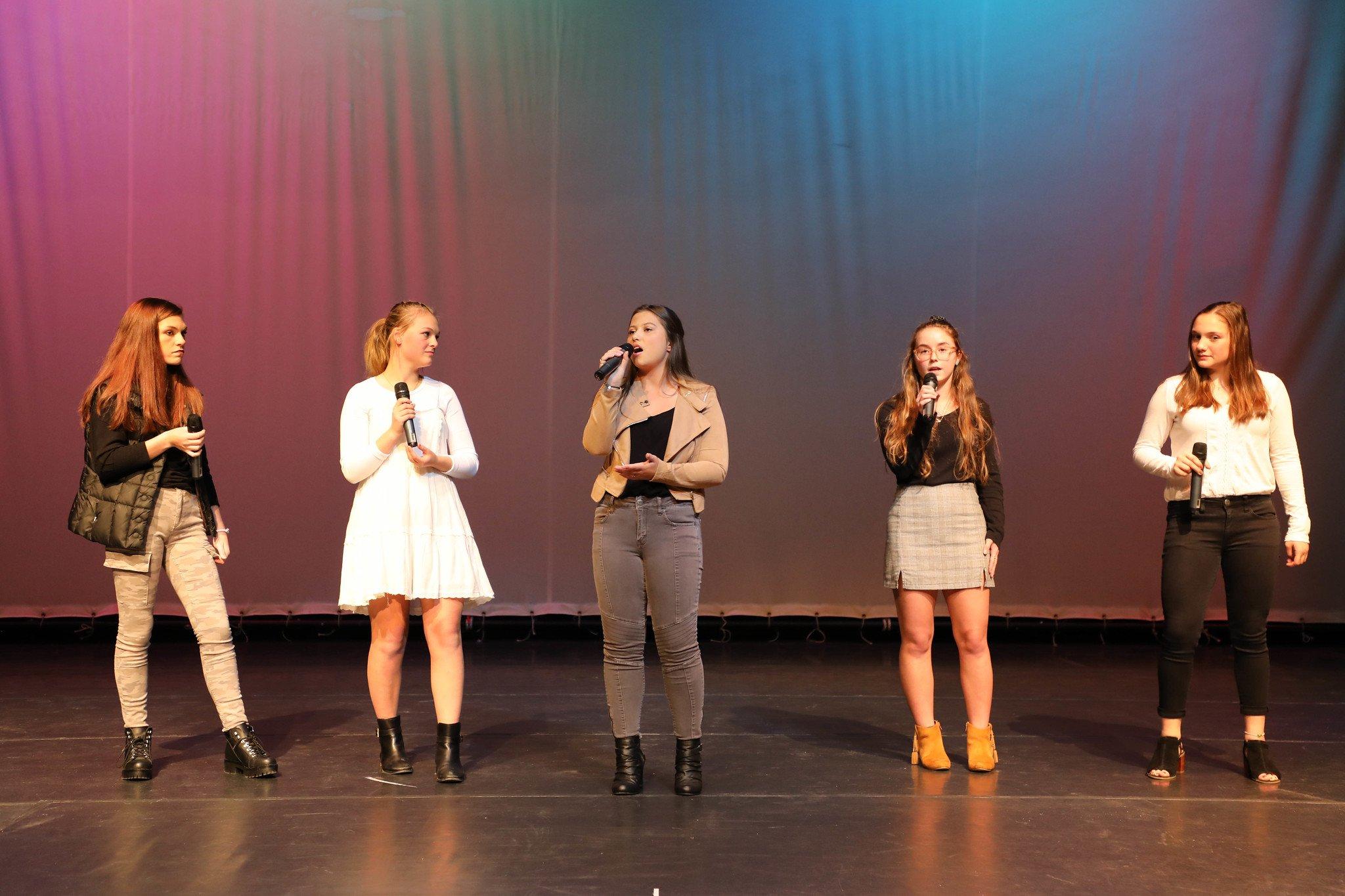Proctor Academy arts performing arts