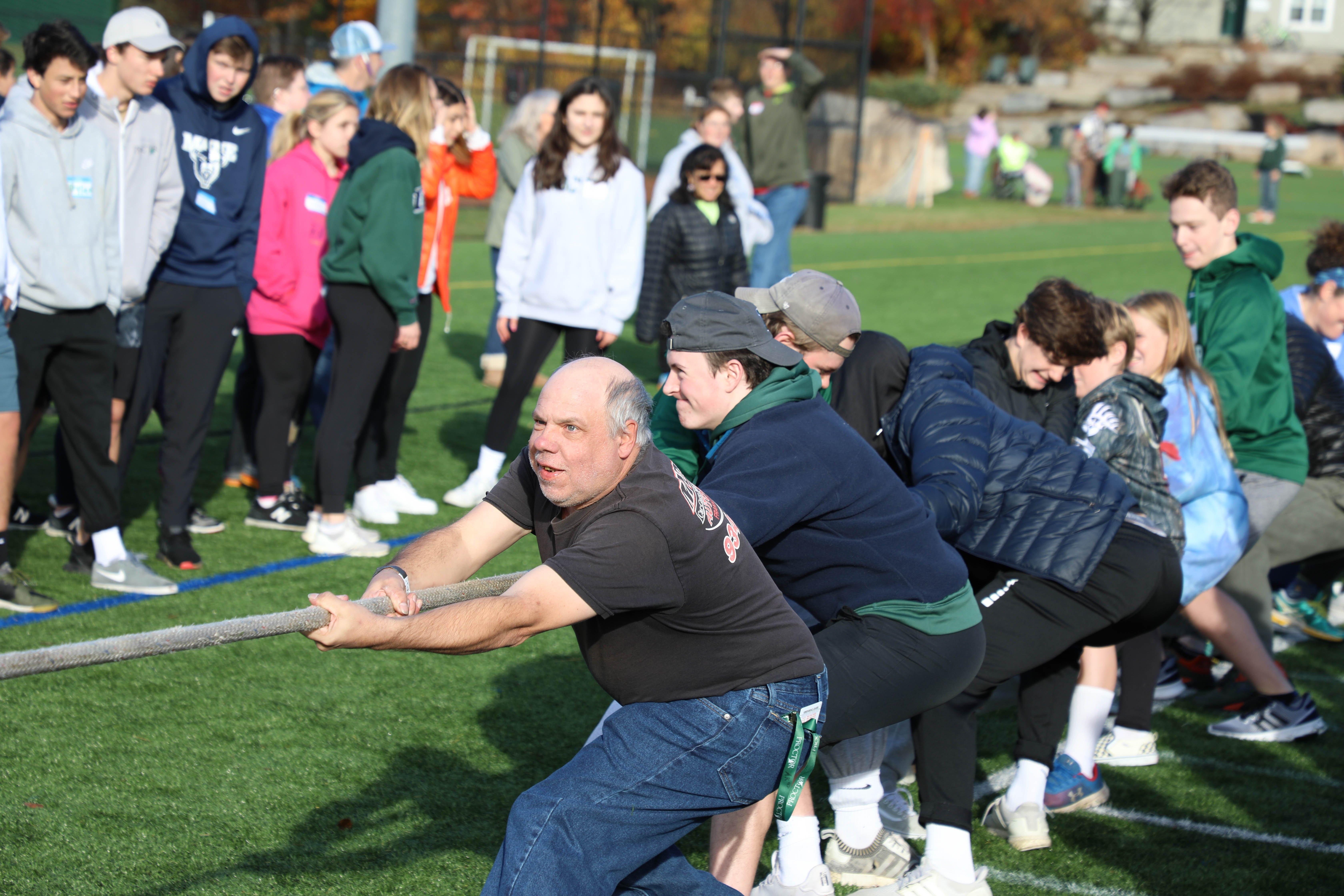 Proctor Academy Prep School Special Olympics