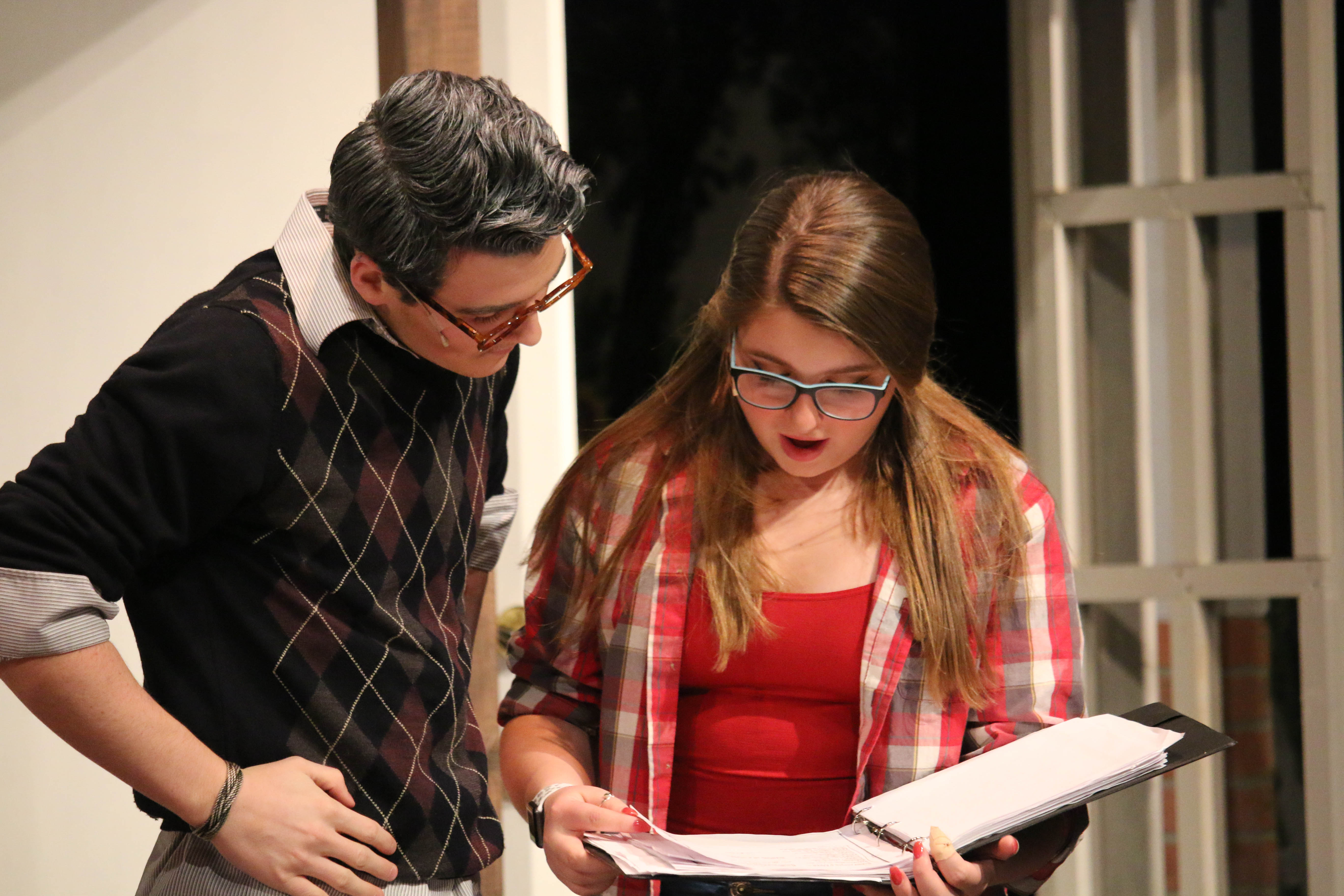 Proctor Academy Theater Arts Drama Boarding School New England