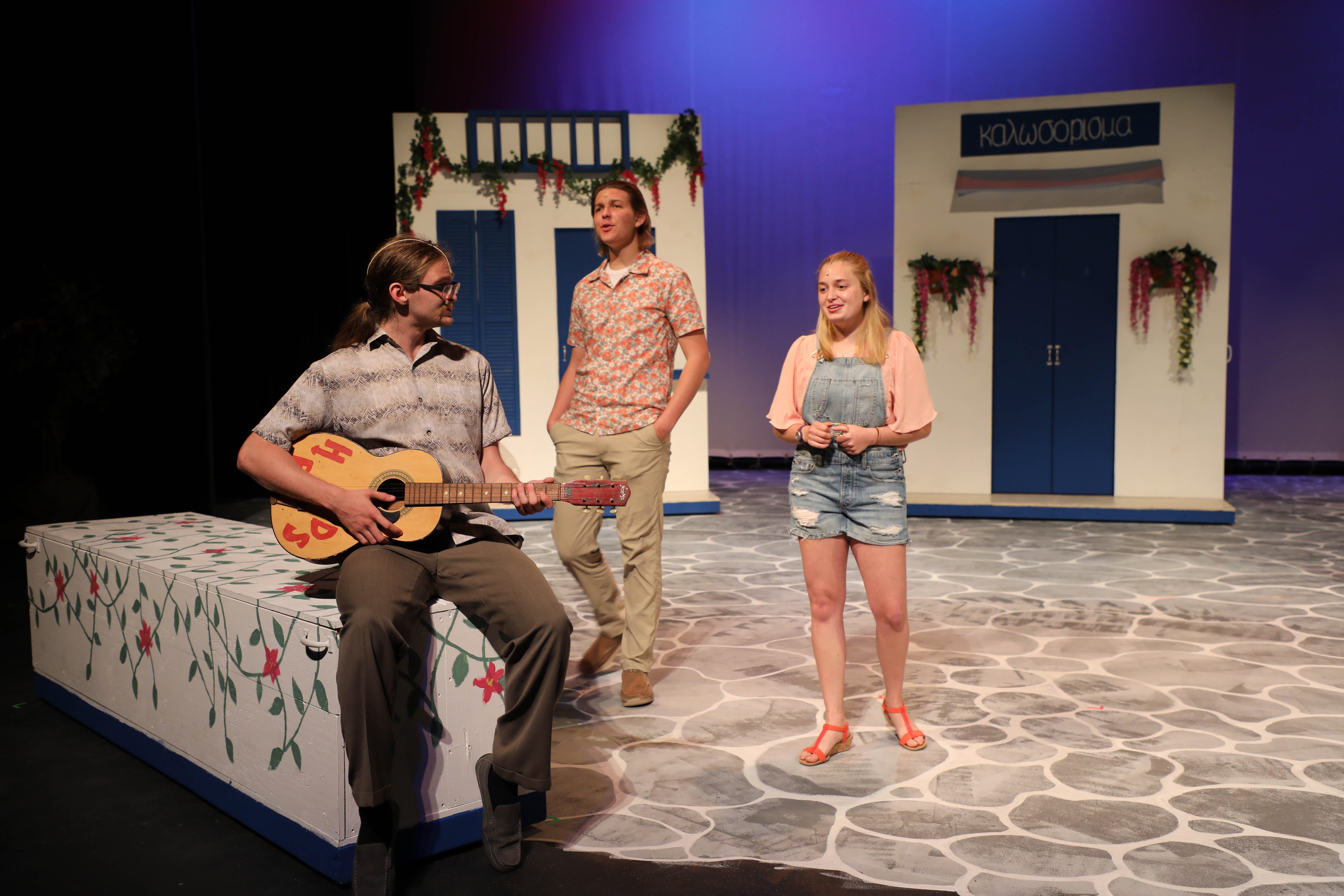 Proctor Academy arts drama spring musical