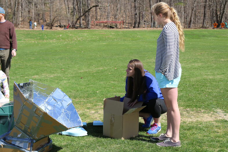 Proctor Academy Earth Day
