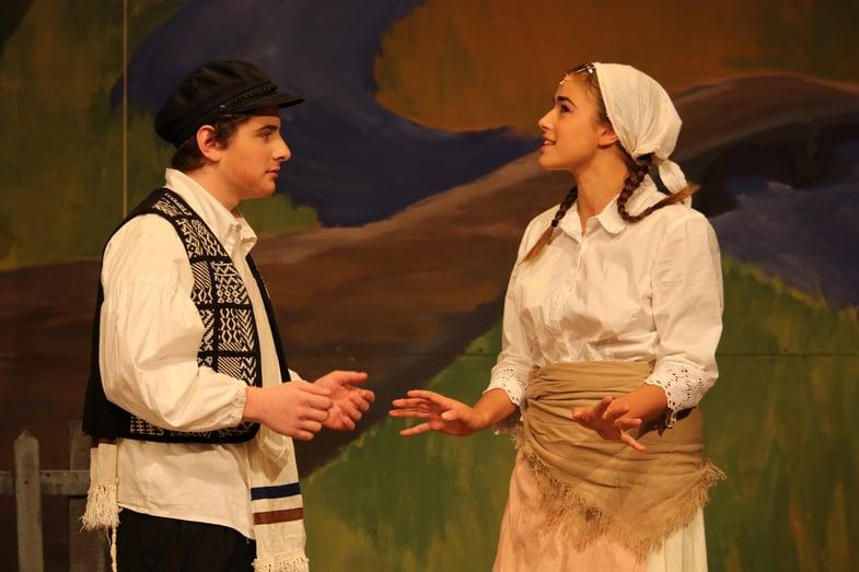 Proctor Academy Spring Musical
