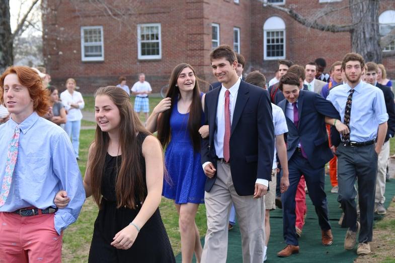 Proctor Academy Spring Formal 2015
