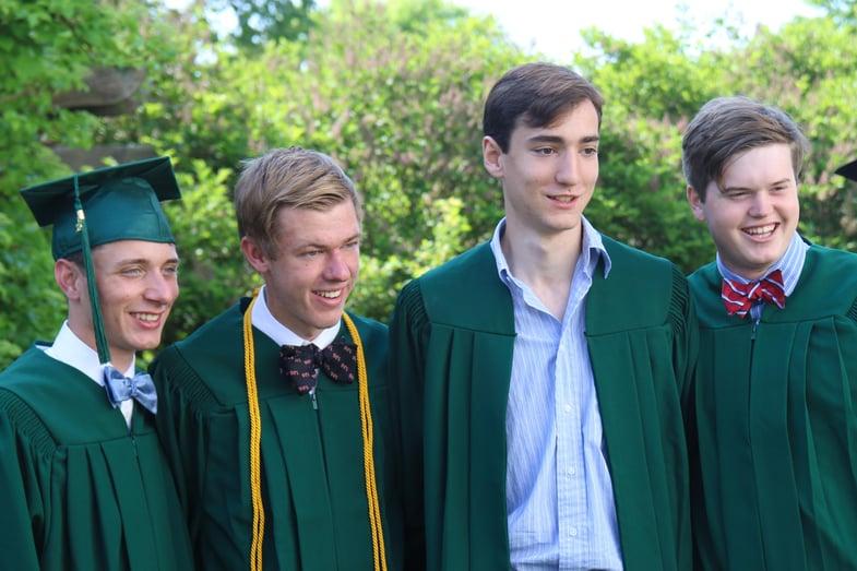 Proctor Academy Graduation