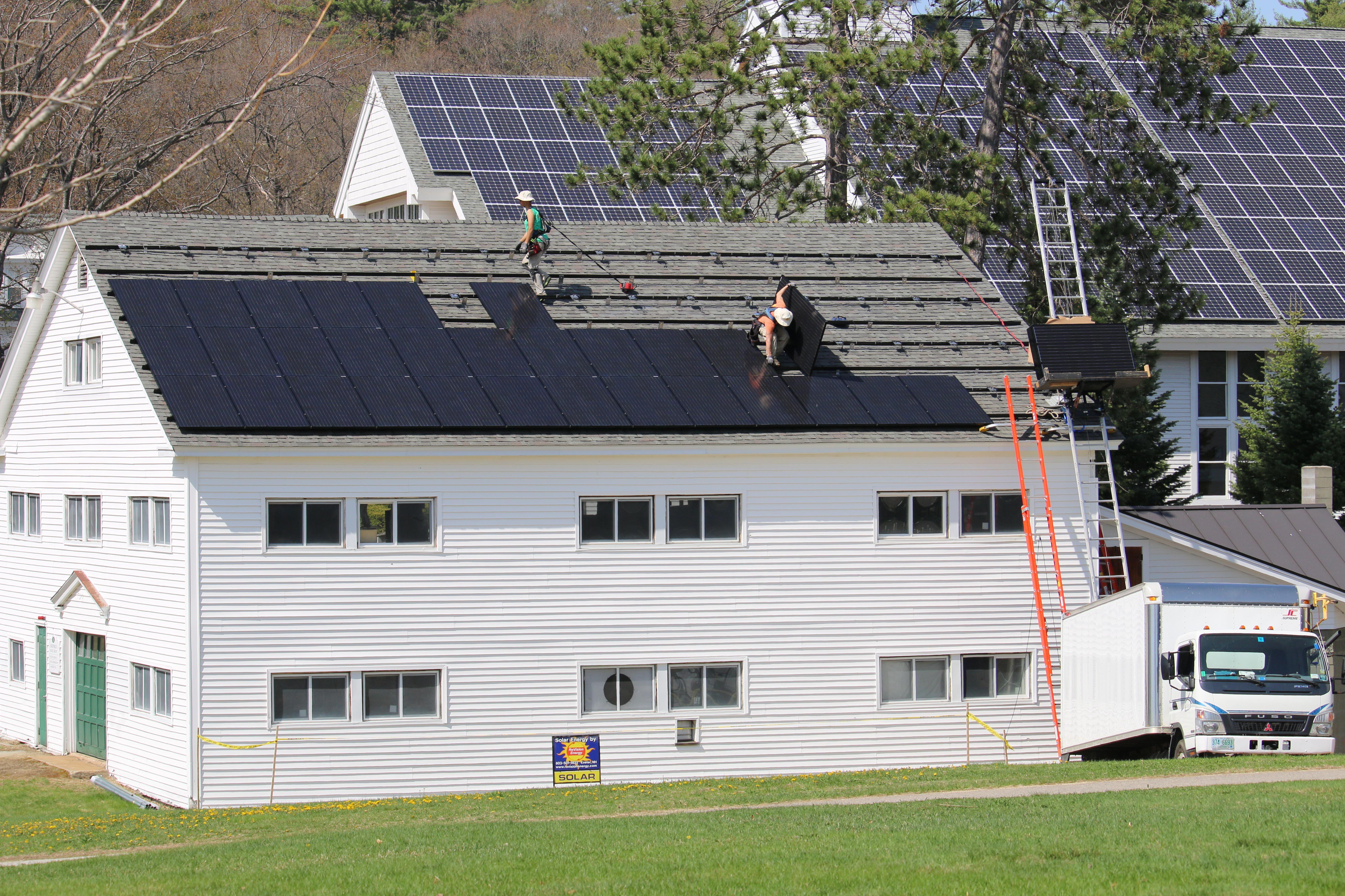 Proctor Academy Solar