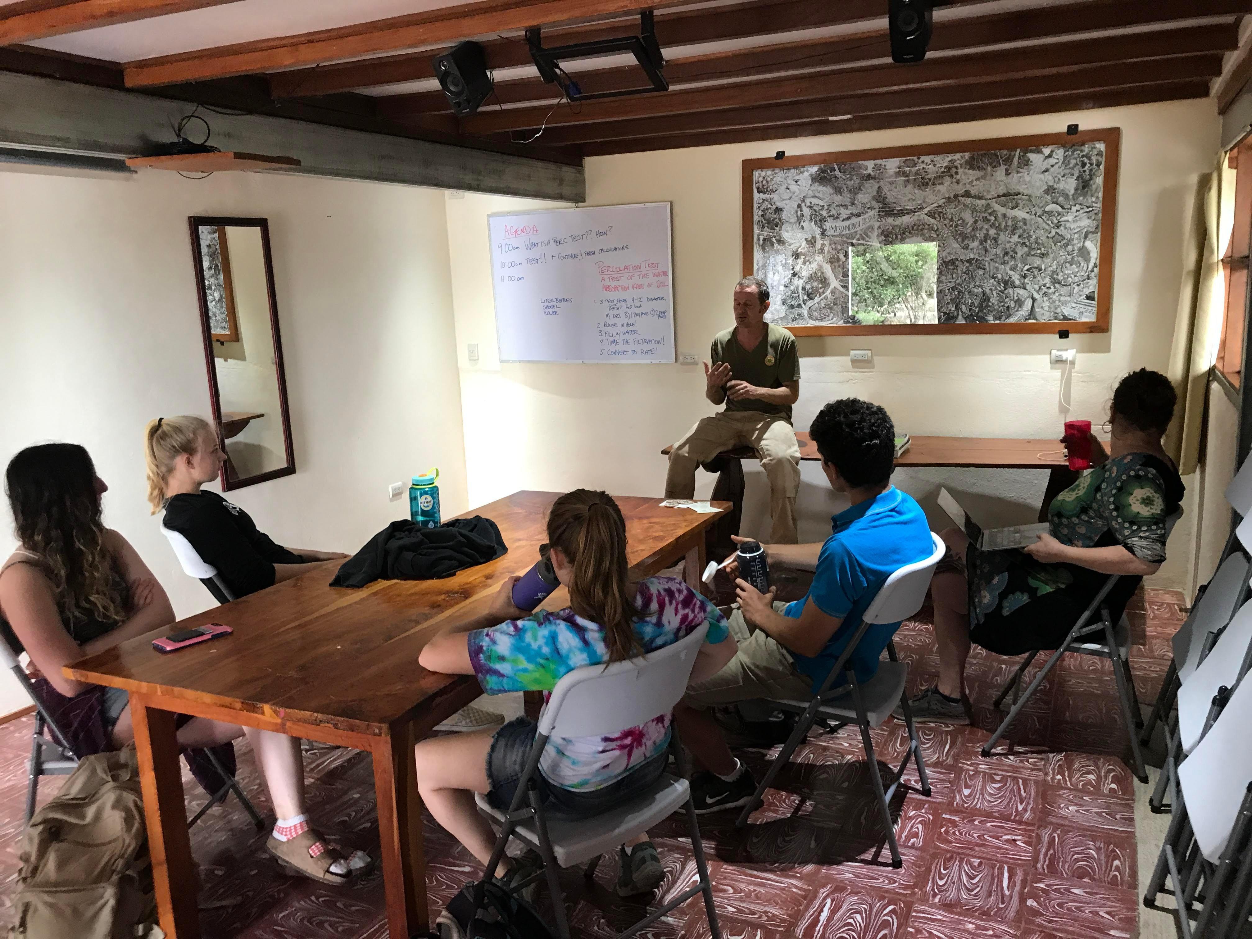 Proctor Academy in Costa Rica Boarding School Study Abroad