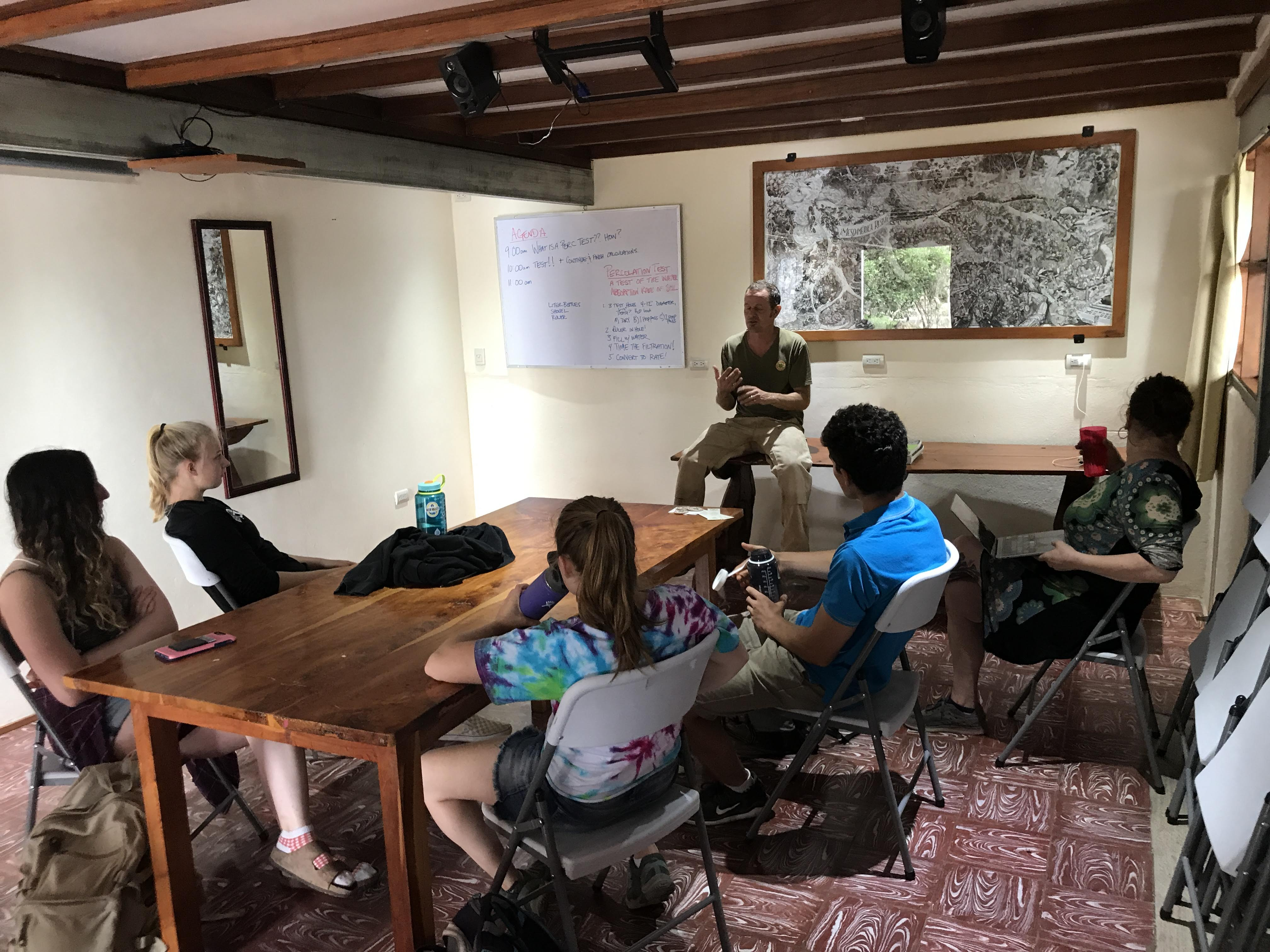 Proctor Academy in Costa Rica Boarding School Study Abroad