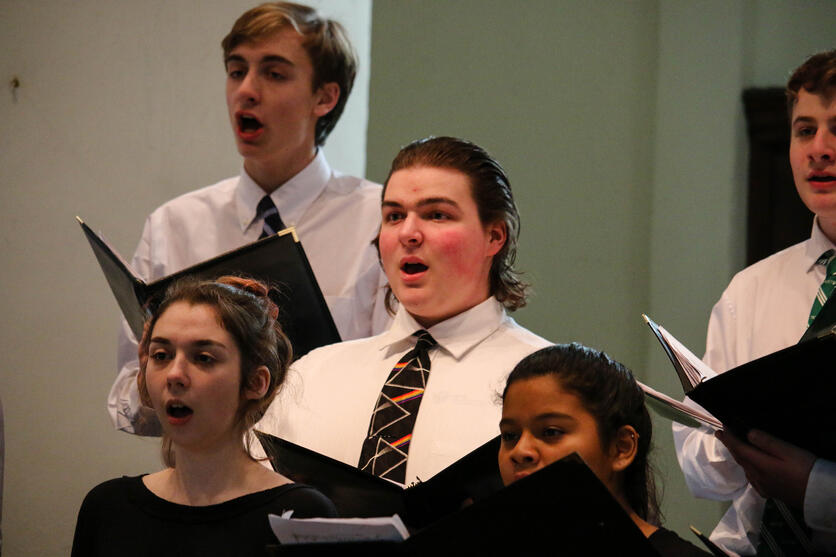 Proctor Academy Vocal Music