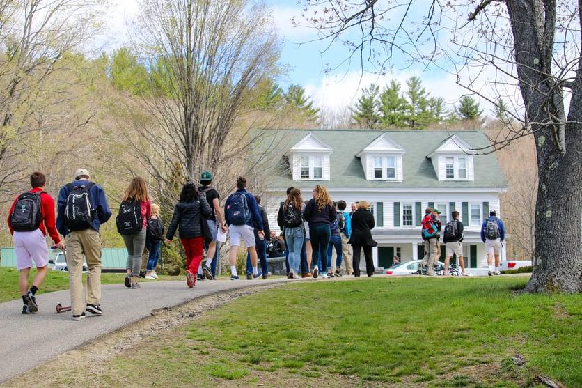 Proctor Academy New England Boarding School