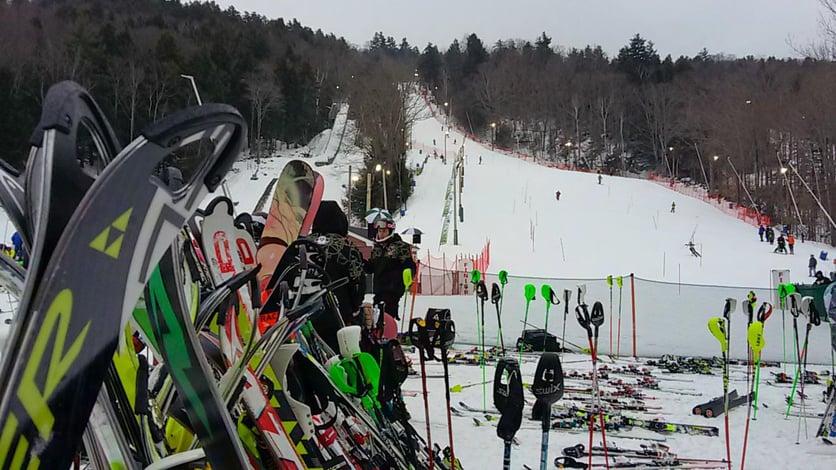 Proctor Academy Ski Area