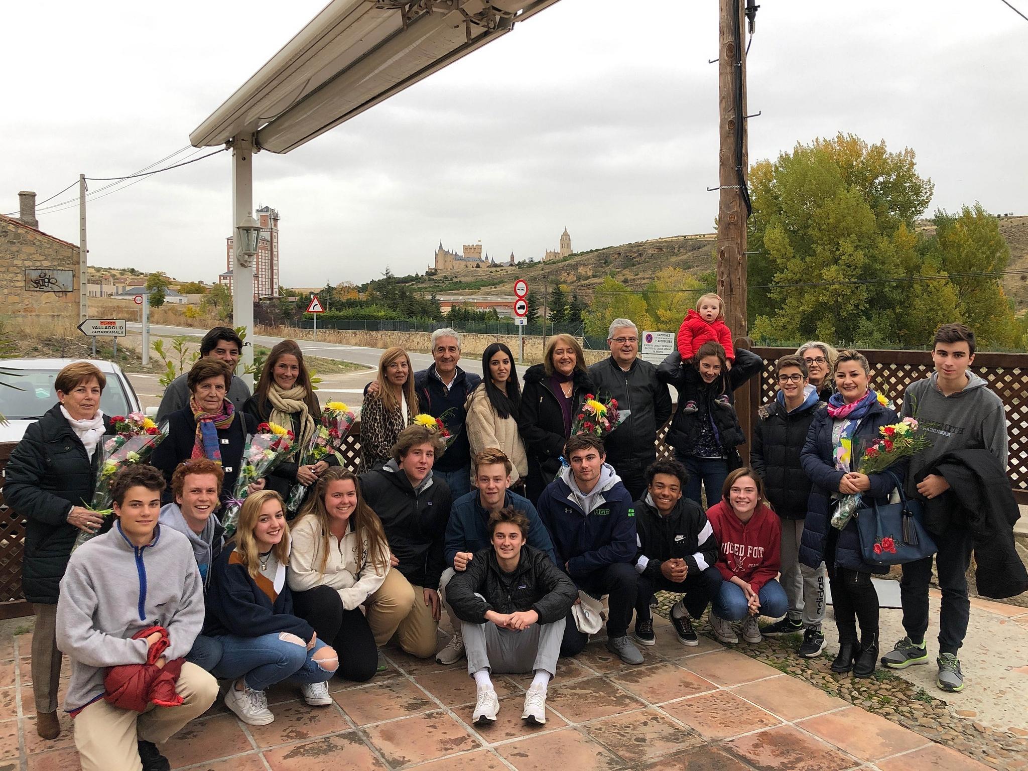 Segovia host