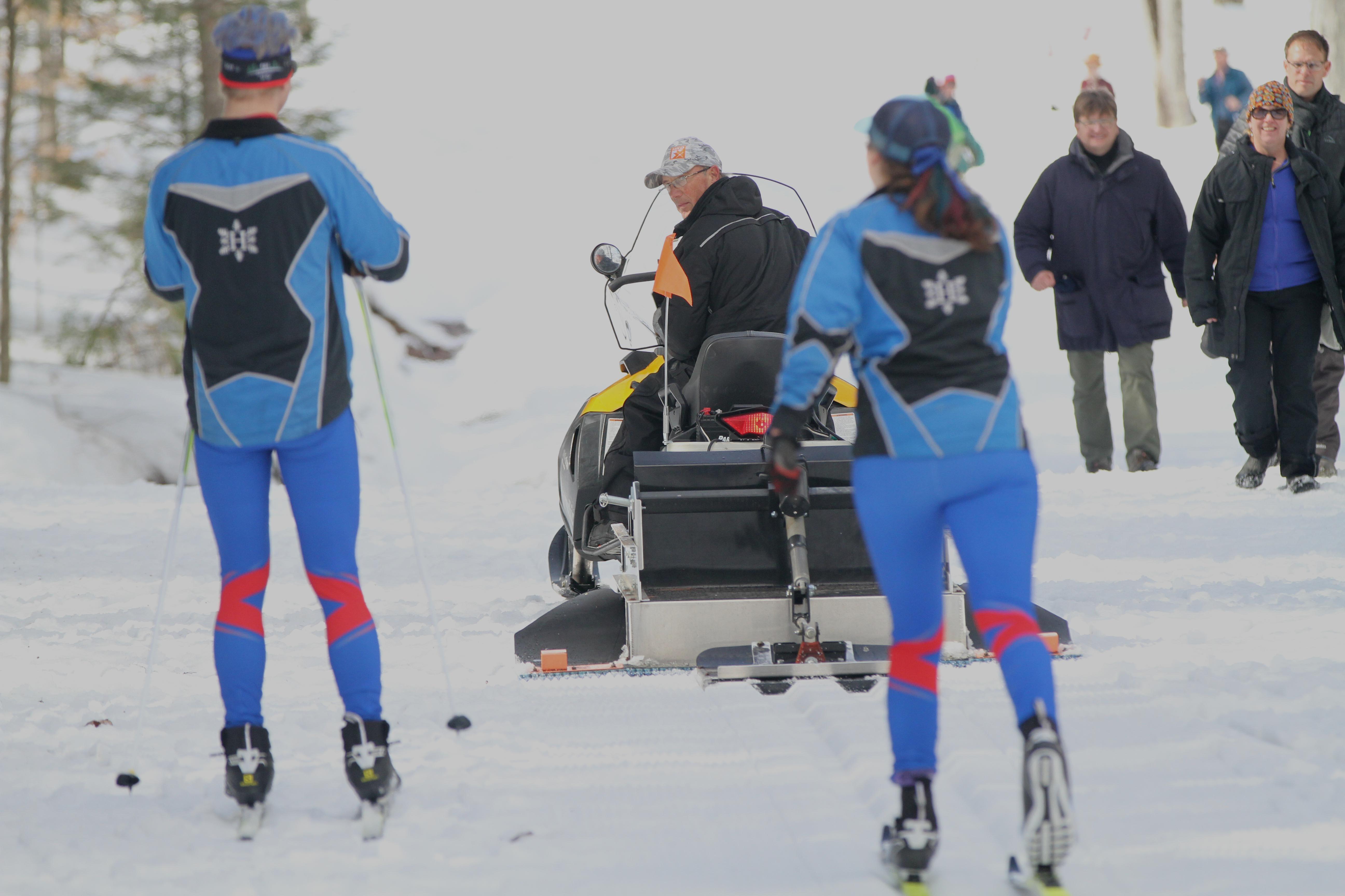Proctor Academy Ski Area Boarding School