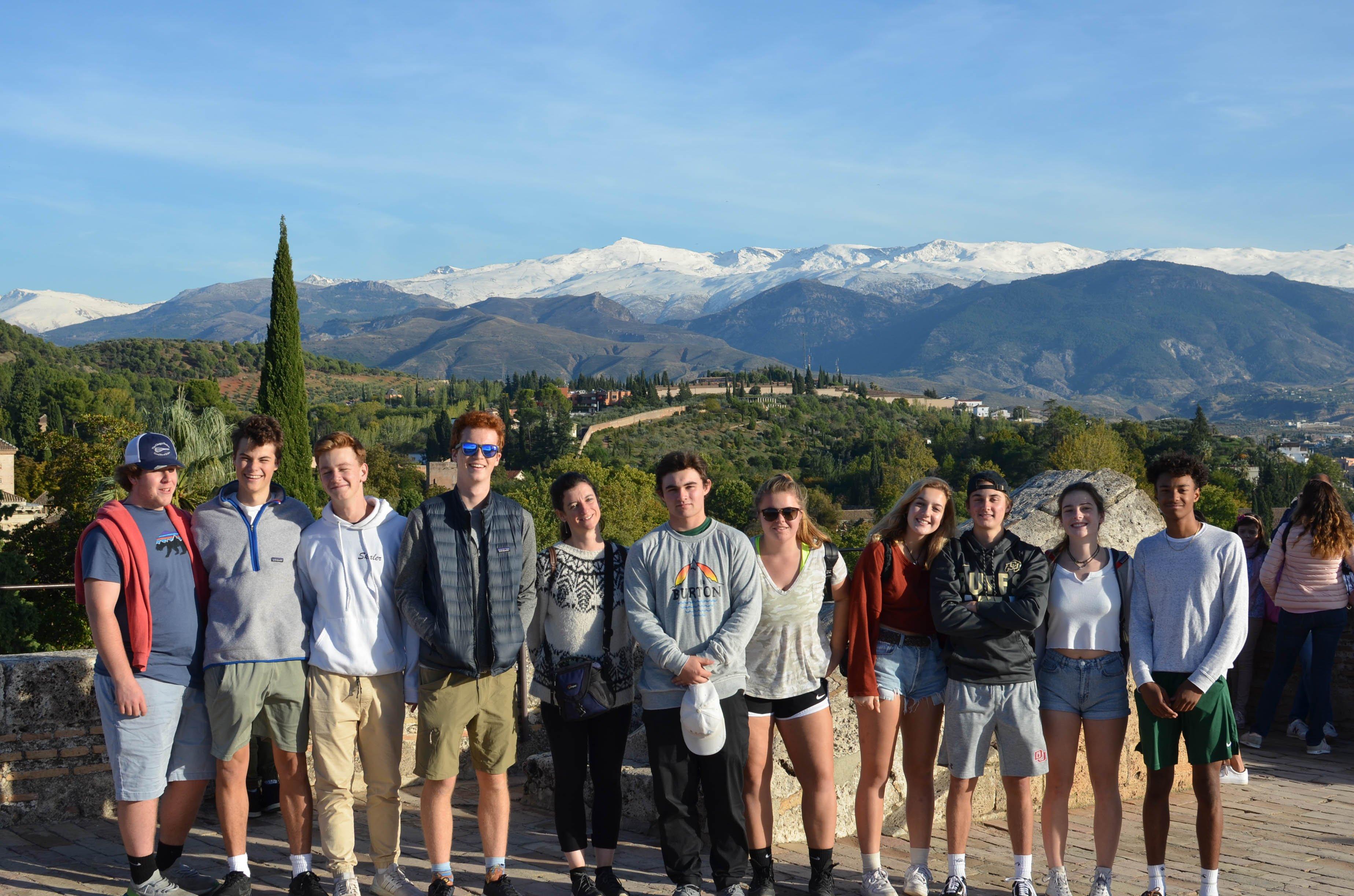 Proctor Academy Boarding School Off-Campus Program