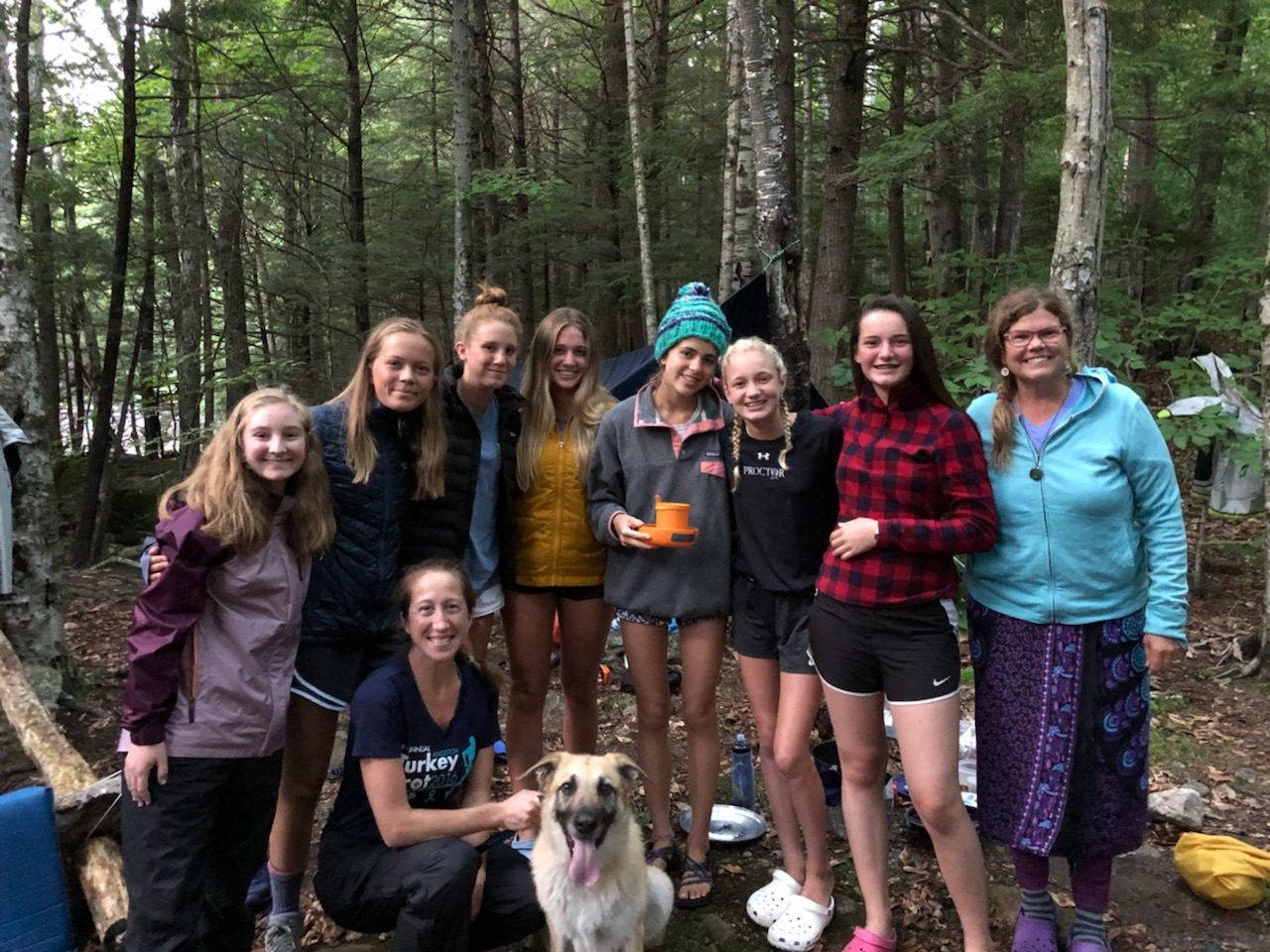Proctor Academy Wilderness Orientation Experiential Learning