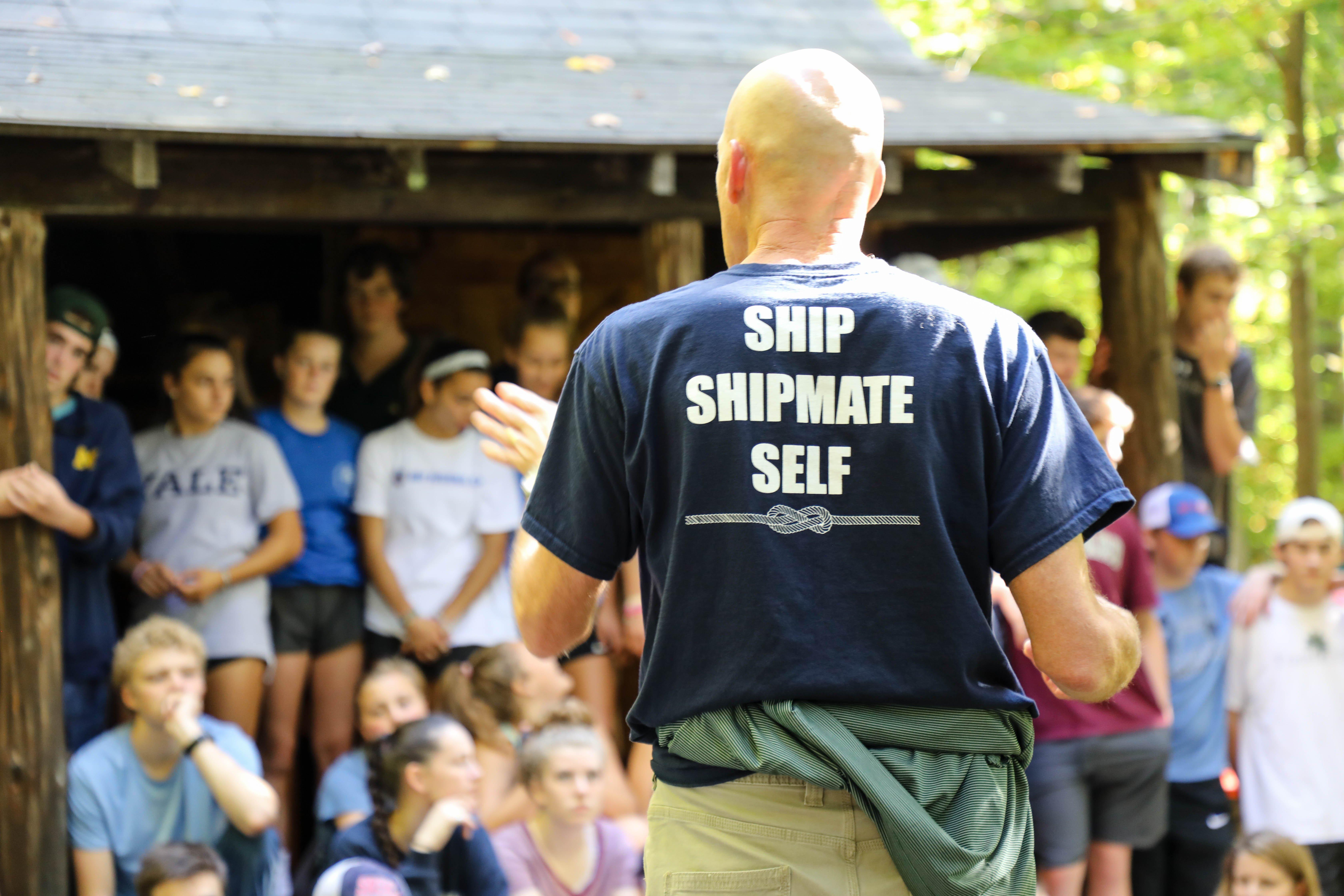 Ship Shipmate Self